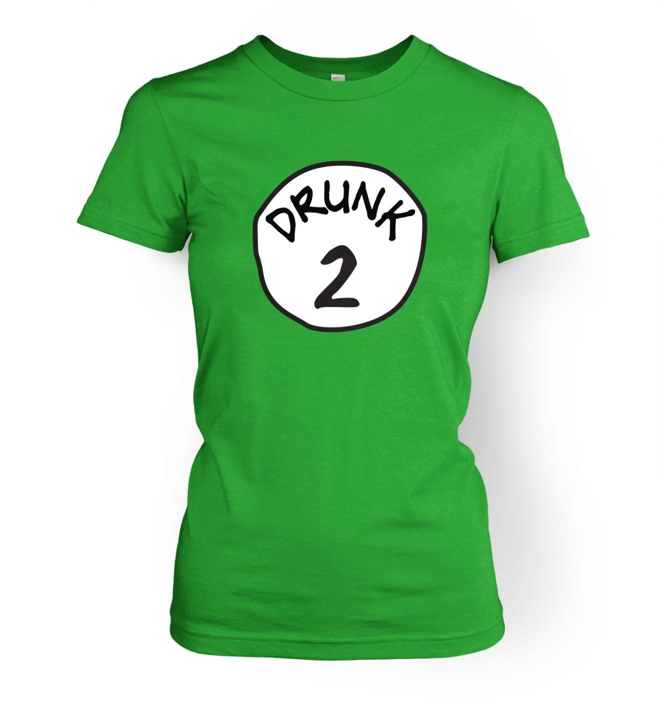 Drunk 2 women's t-shirt