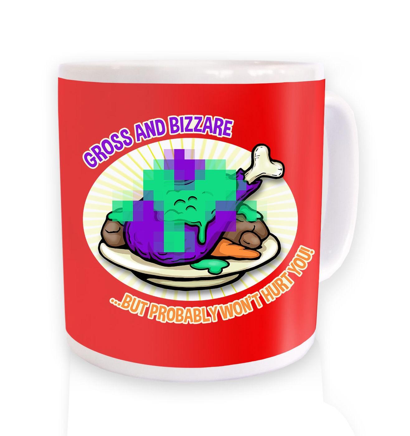 Dubious Food mug by Something Geeky