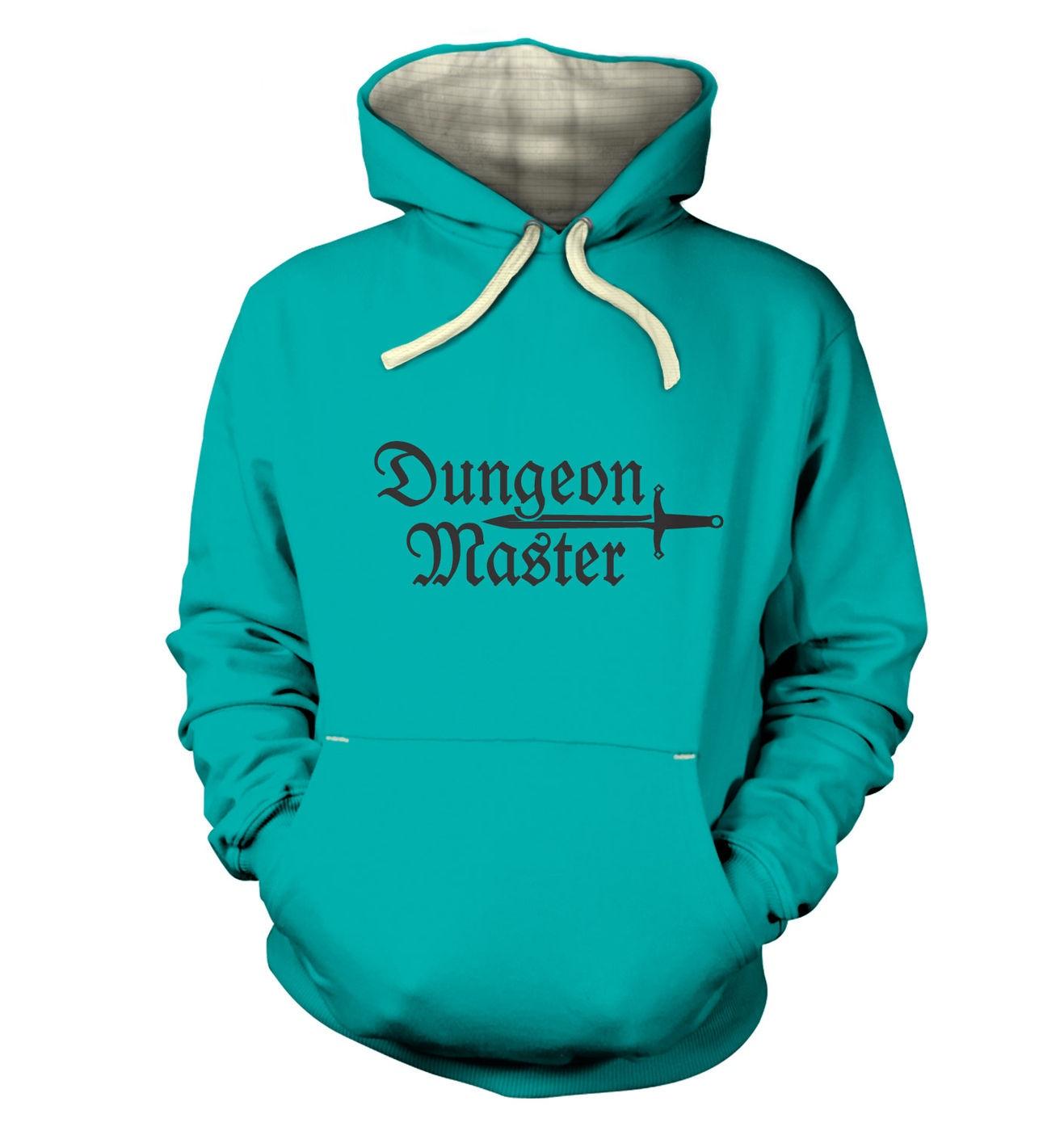Dungeon Master premium hoodie