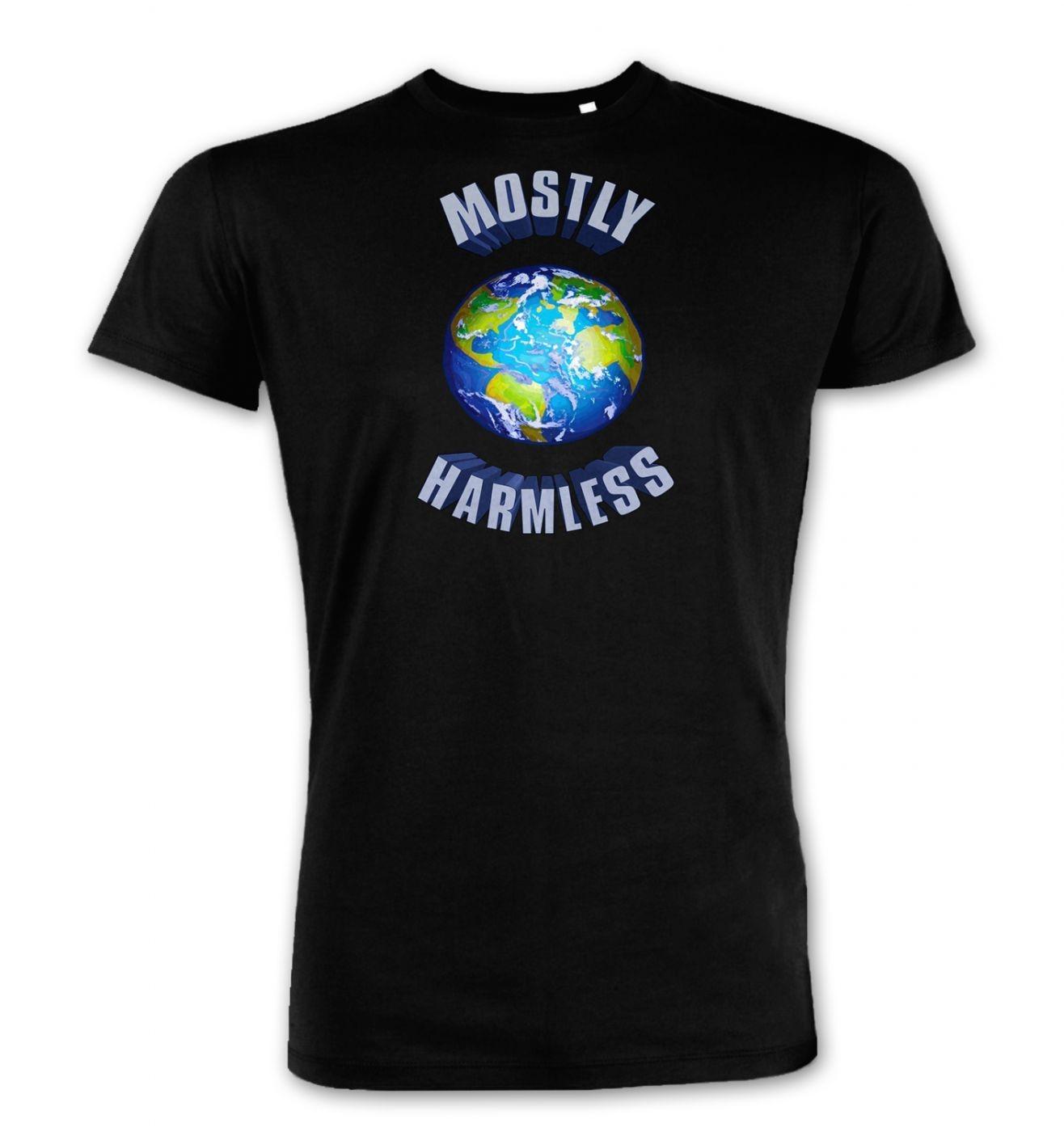 Earth Mostly Harmless men's Premium t-shirt