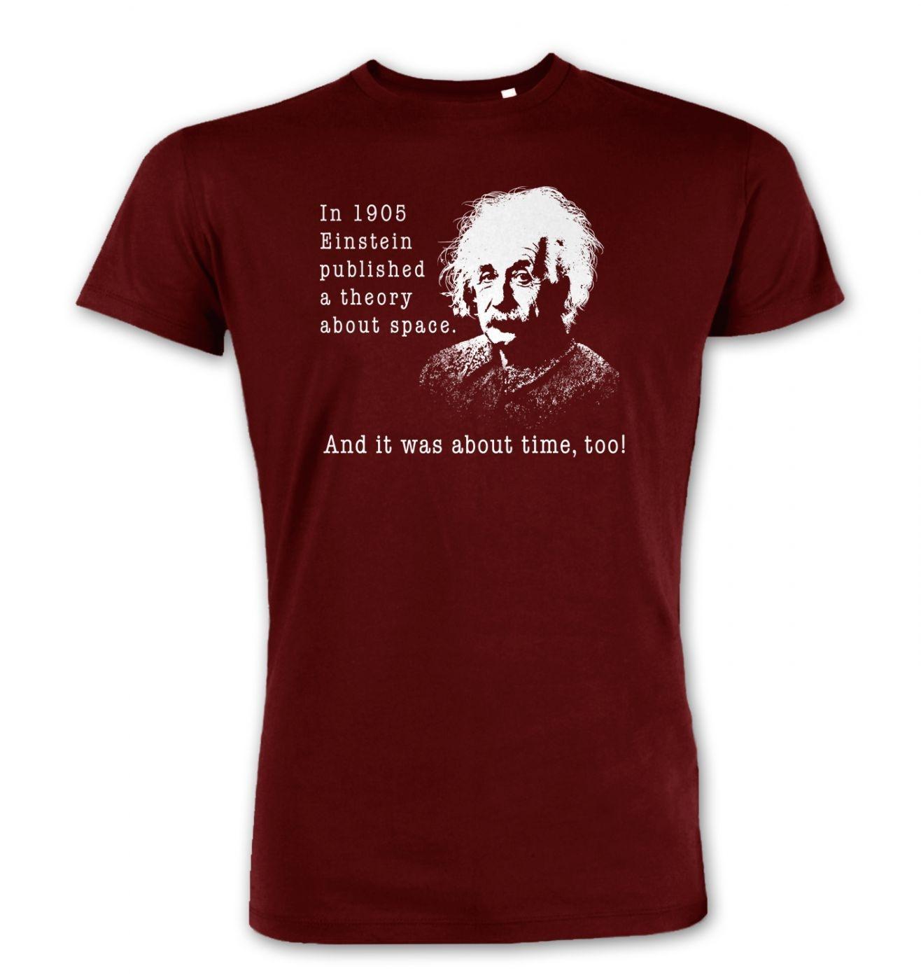 Einstein Had A Theory Premium t-shirt