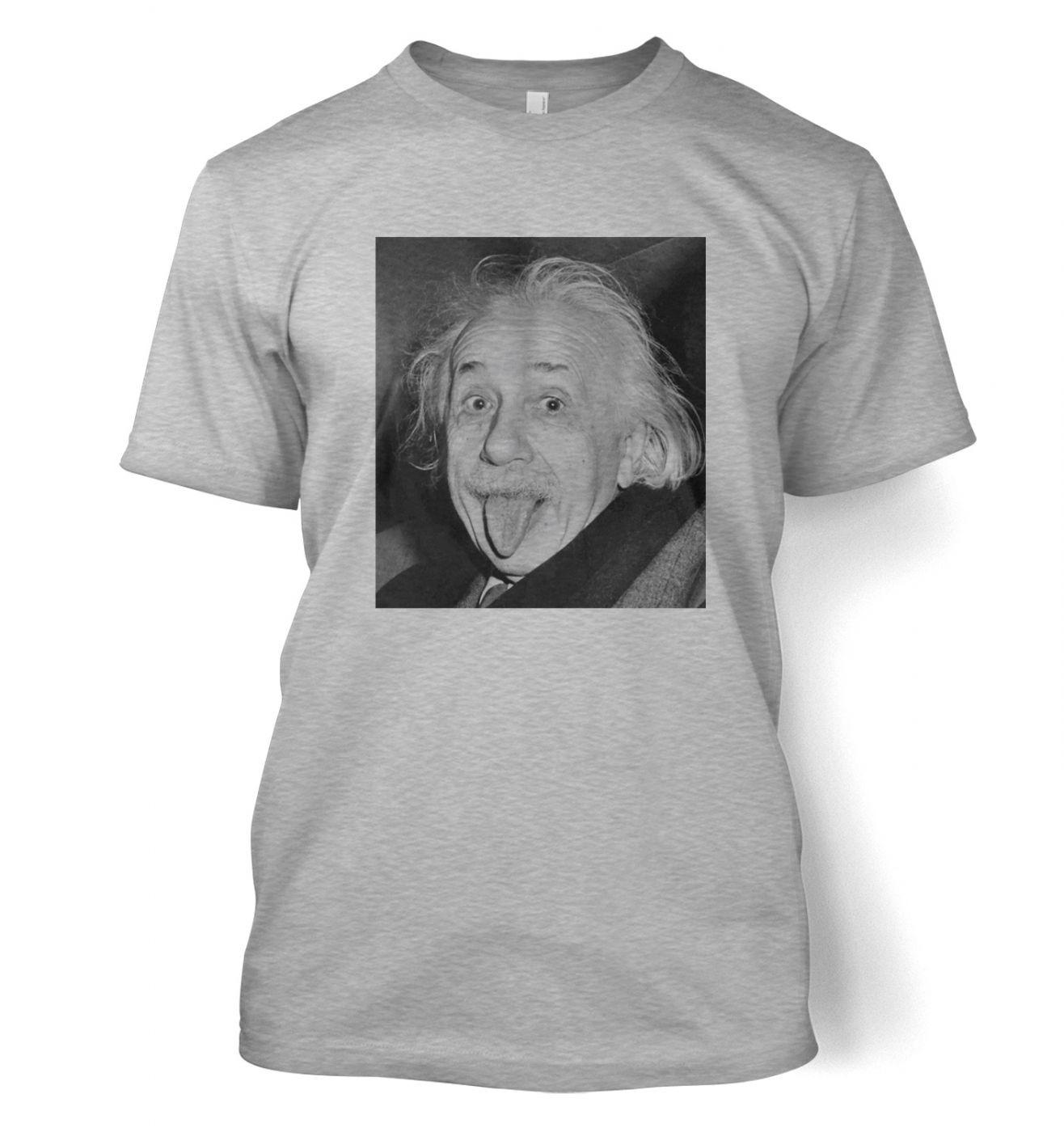 Einstein Tongue t-shirt
