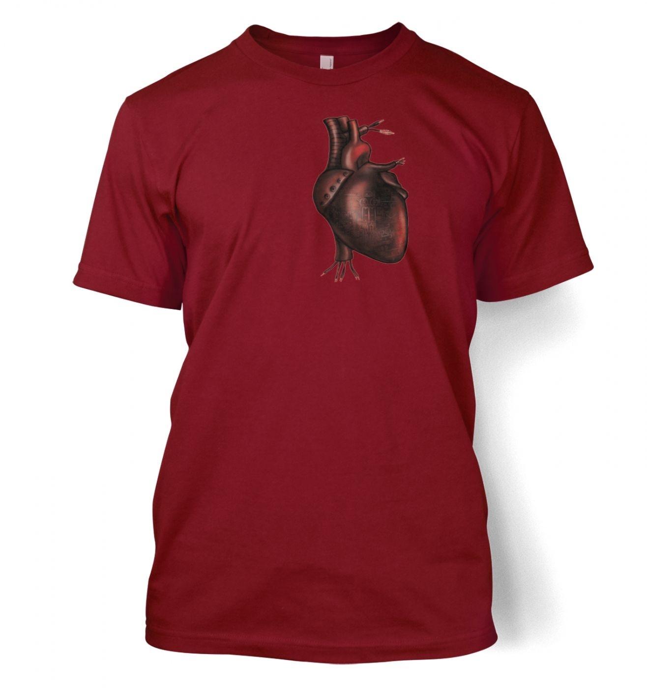 Electronic Heart t-shirt