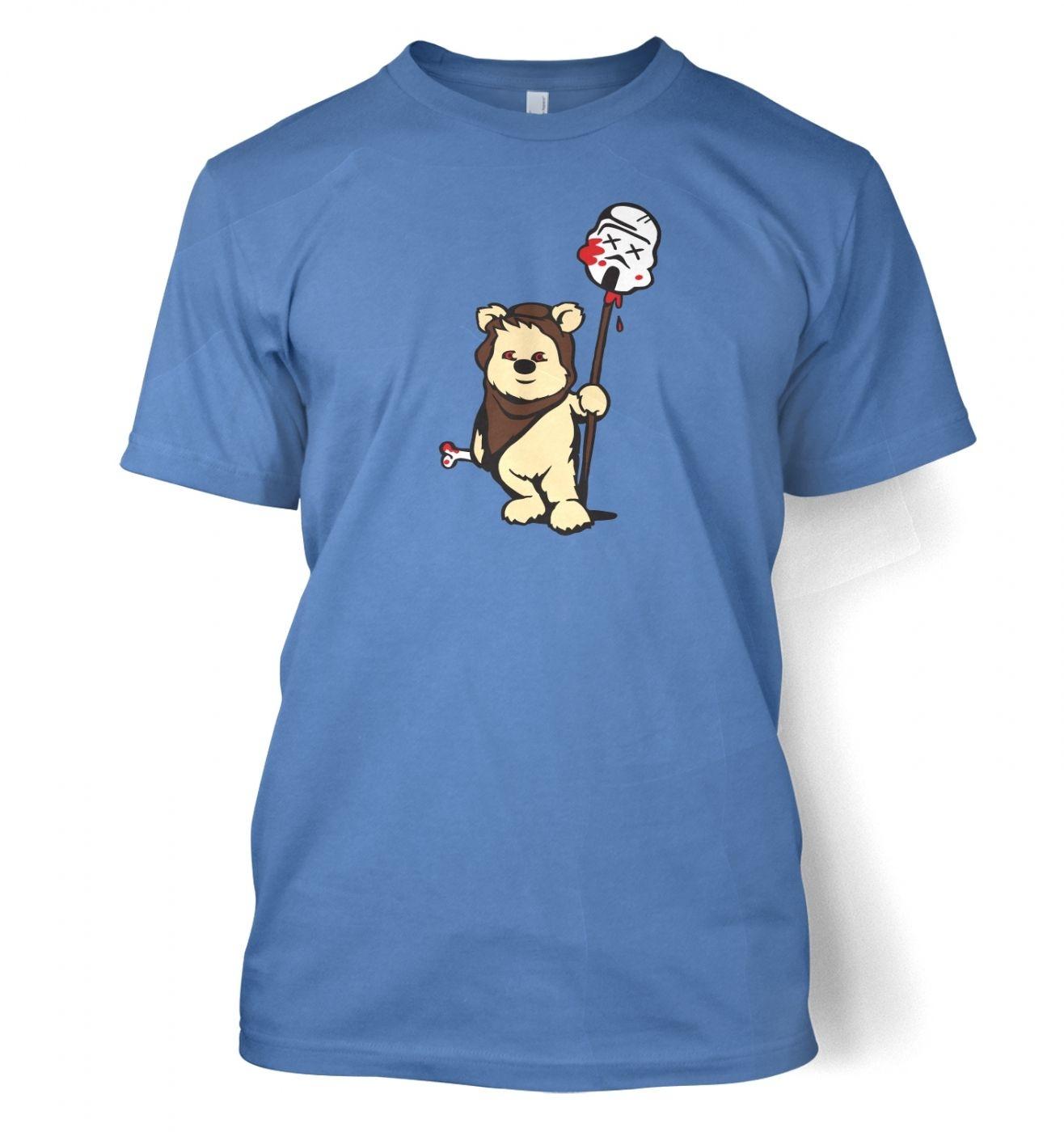 Evil Ewok T-Shirt - Inspired by Star Wars