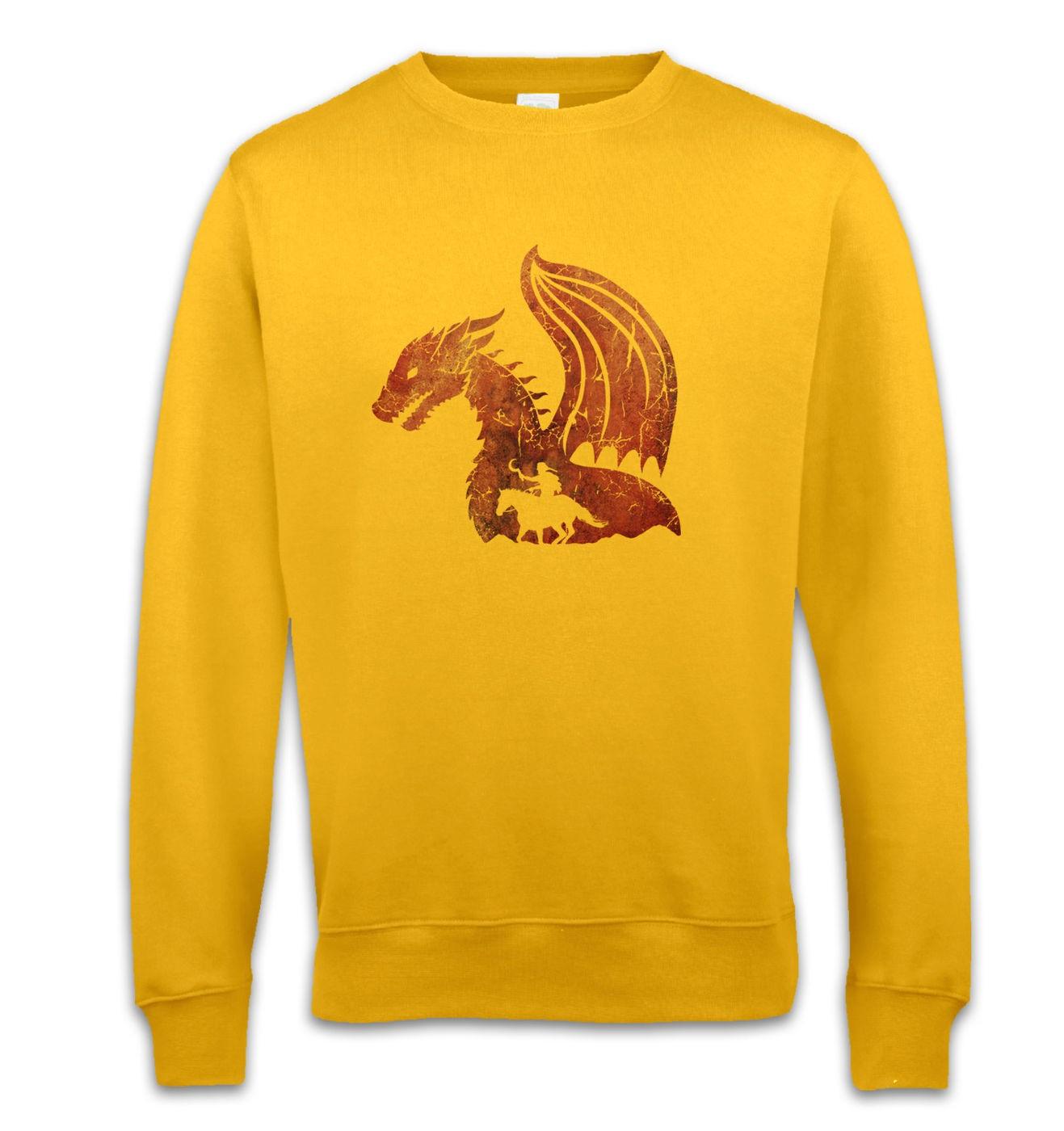 Field Of Fire sweatshirt by Something Geeky