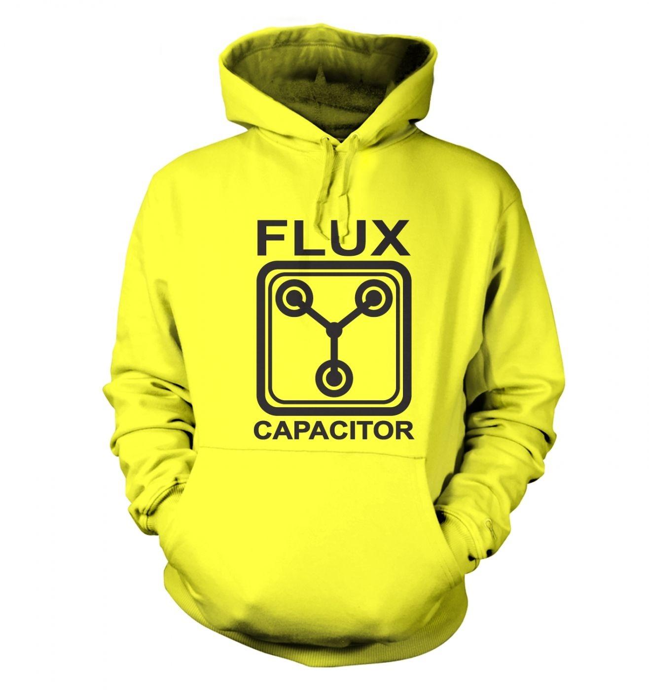 Flux Capacitor hoodie