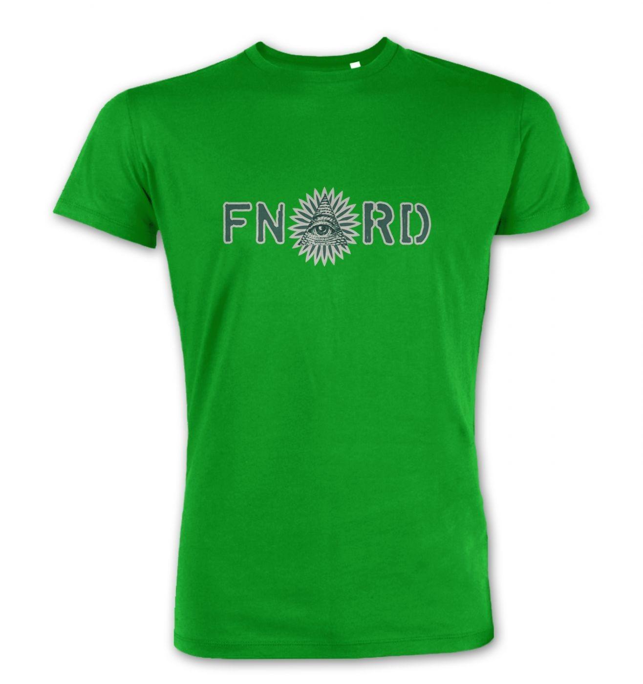 Fnord (illuminati eye) men's Premium t-shirt