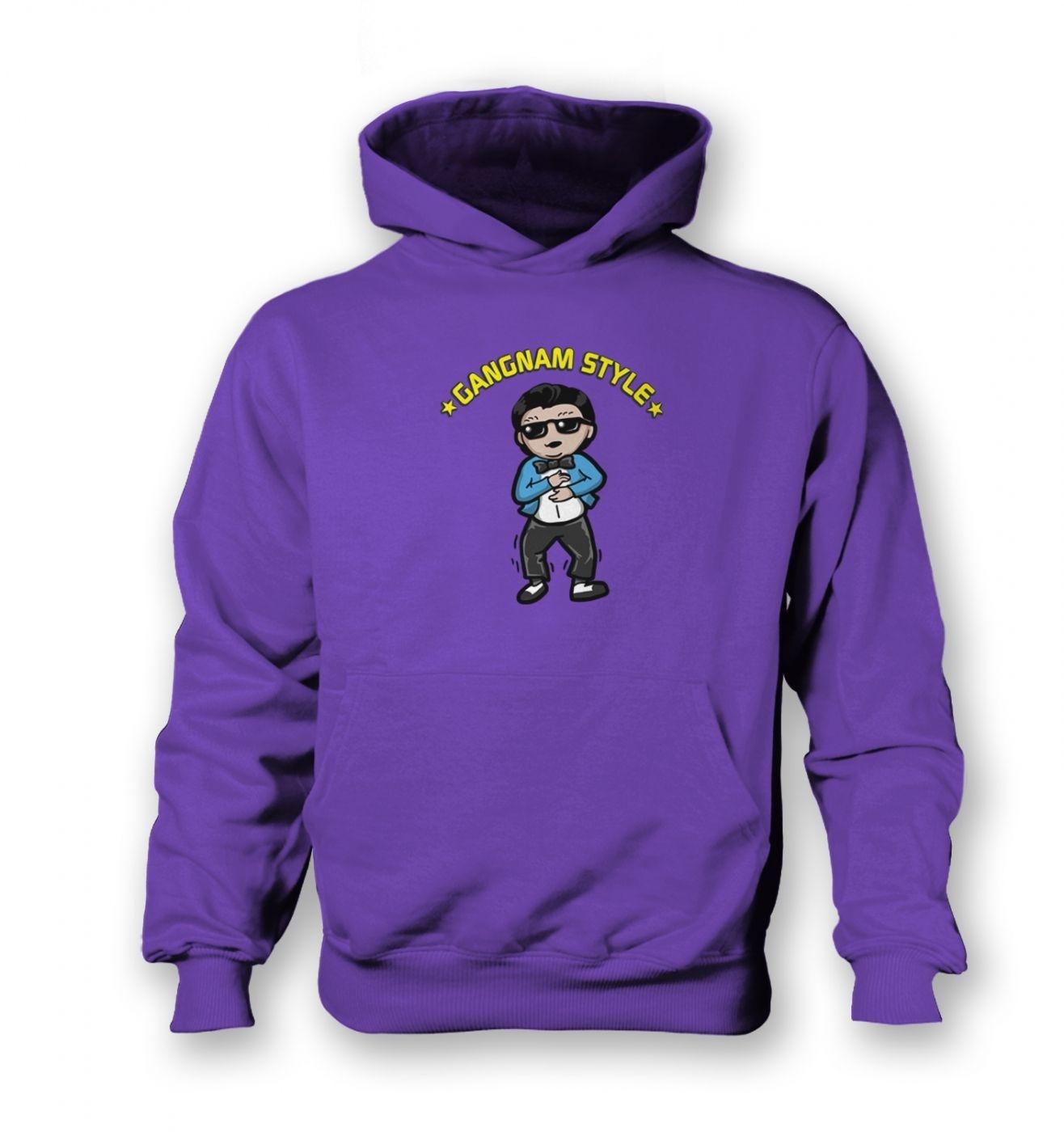 Gangnam Style kid's hoodie