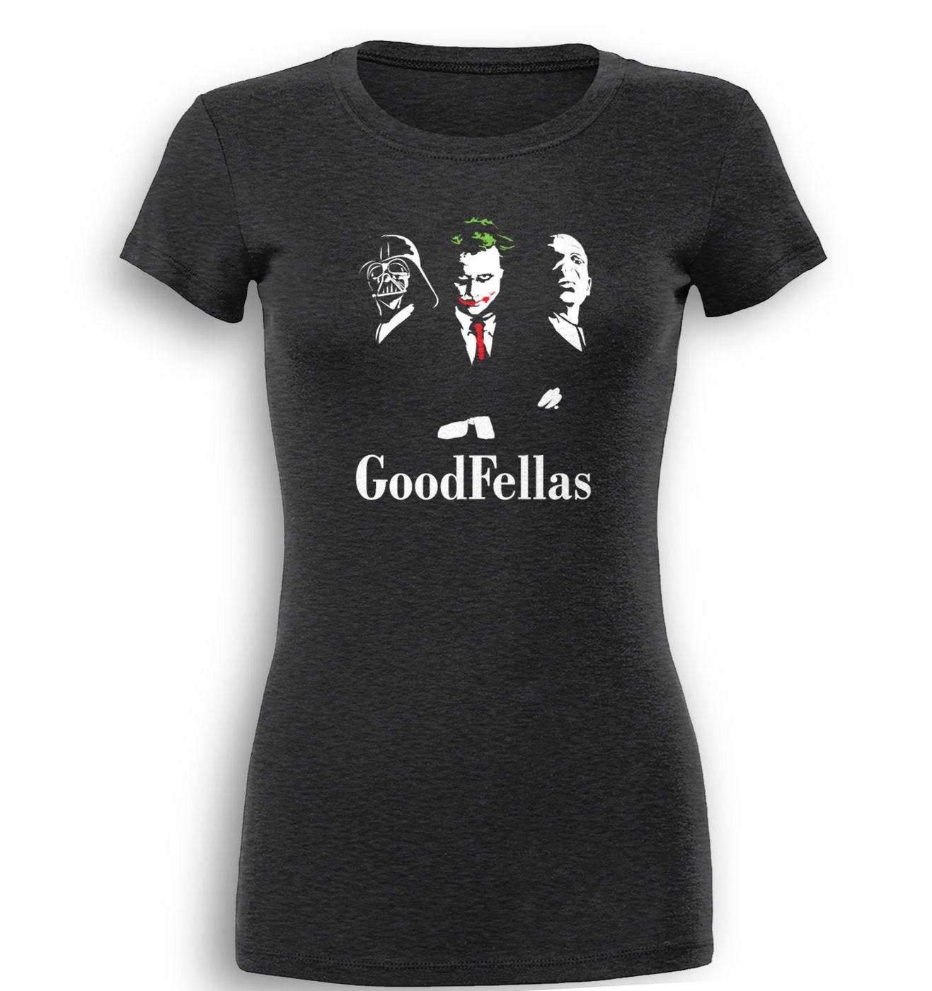 Goodfellas premium women's t-shirt by Something Geeky
