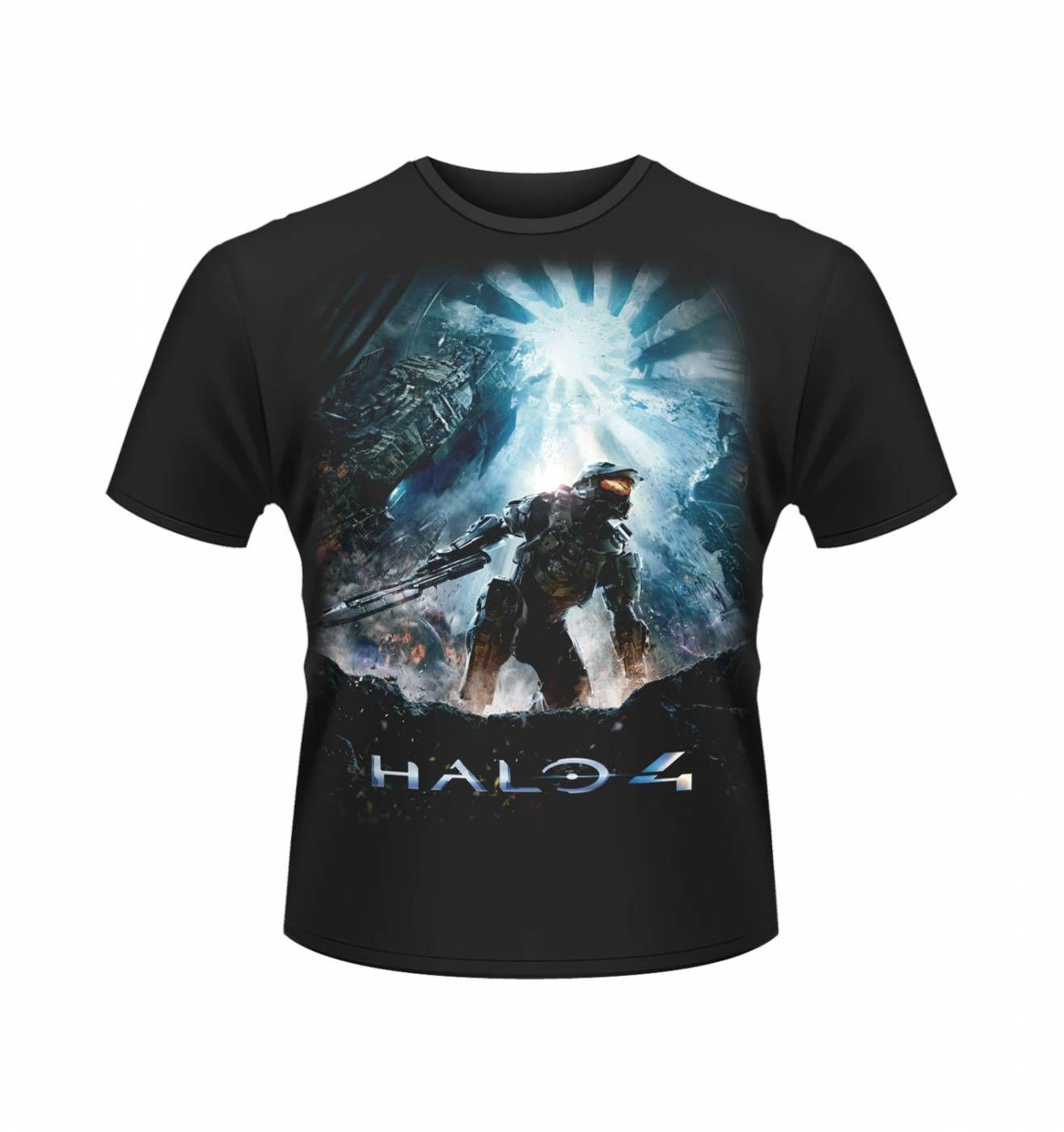 OFFICIAL Halo 4 Saviour t-shirt