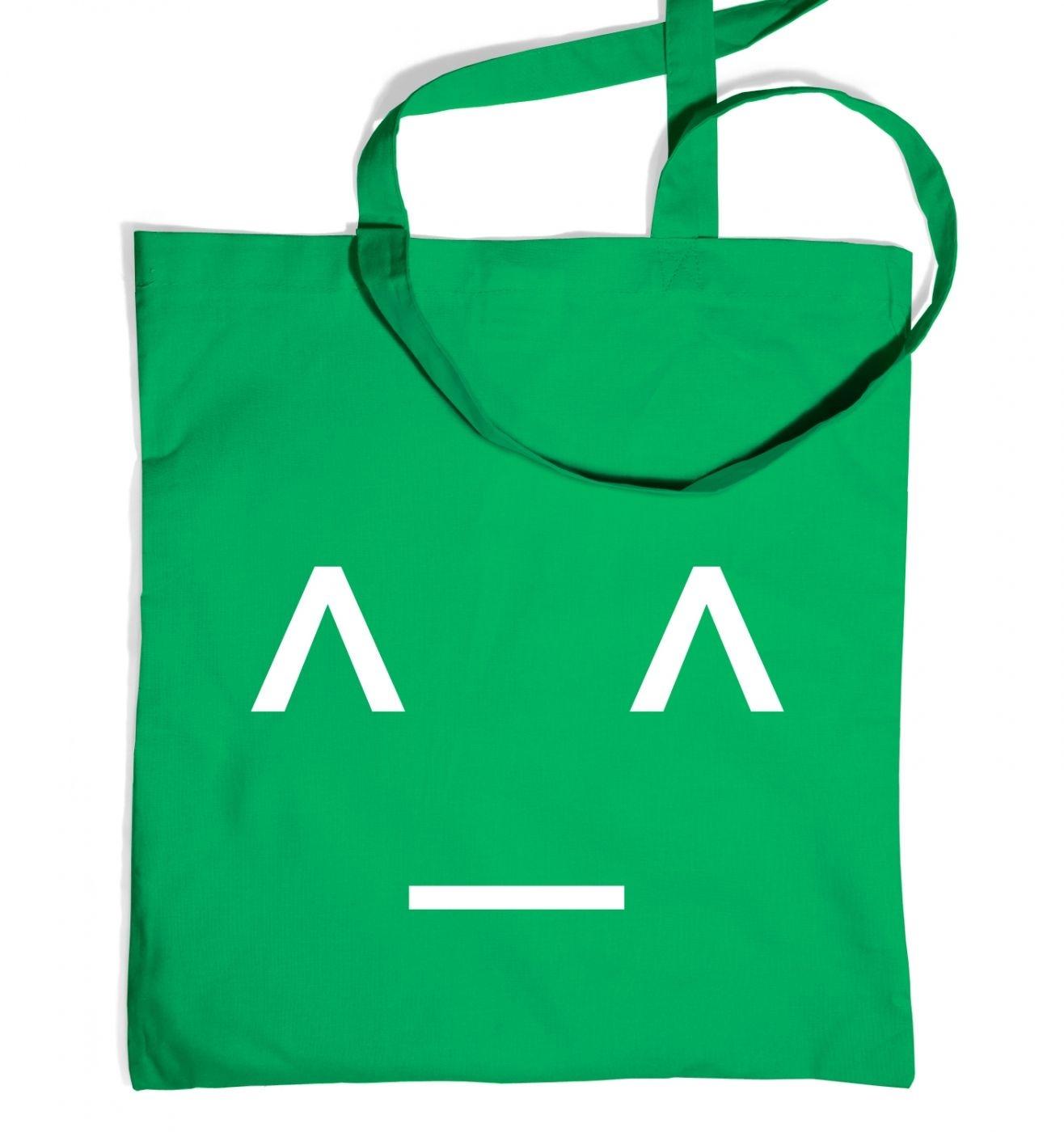Japanese-Style Happy Emoticon bag