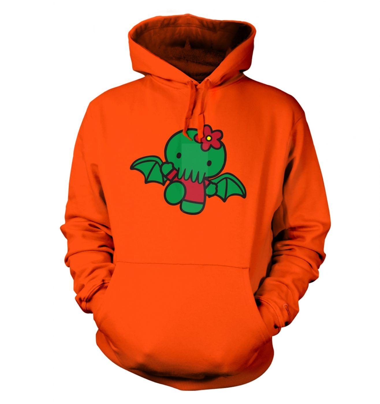 Hello Cthulhu hoodie