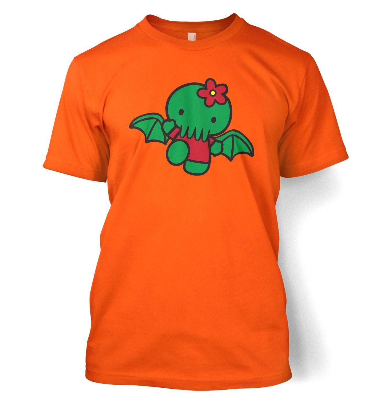 Hello Cthulhu t-shirt