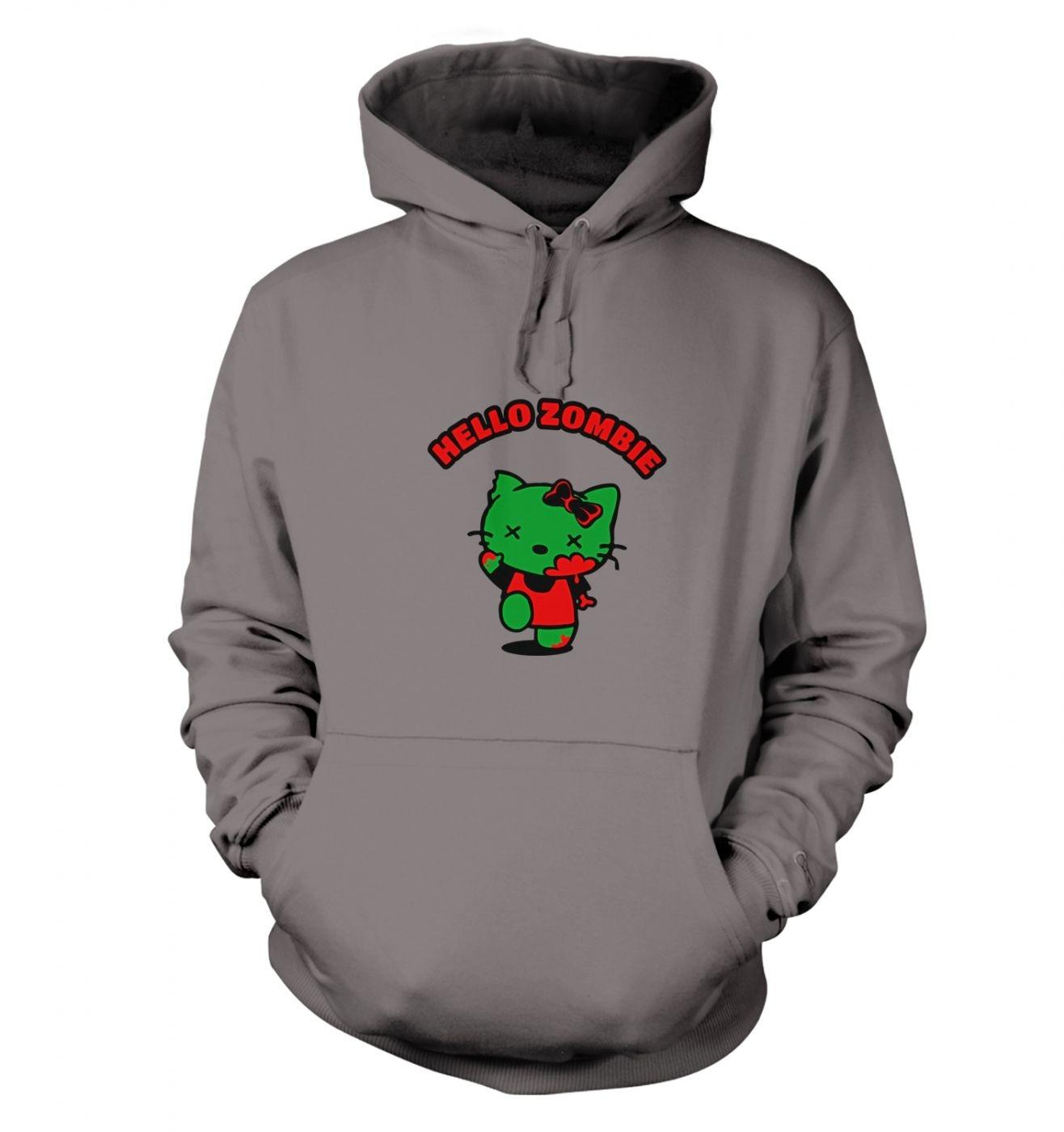 Hello Zombie hoodie