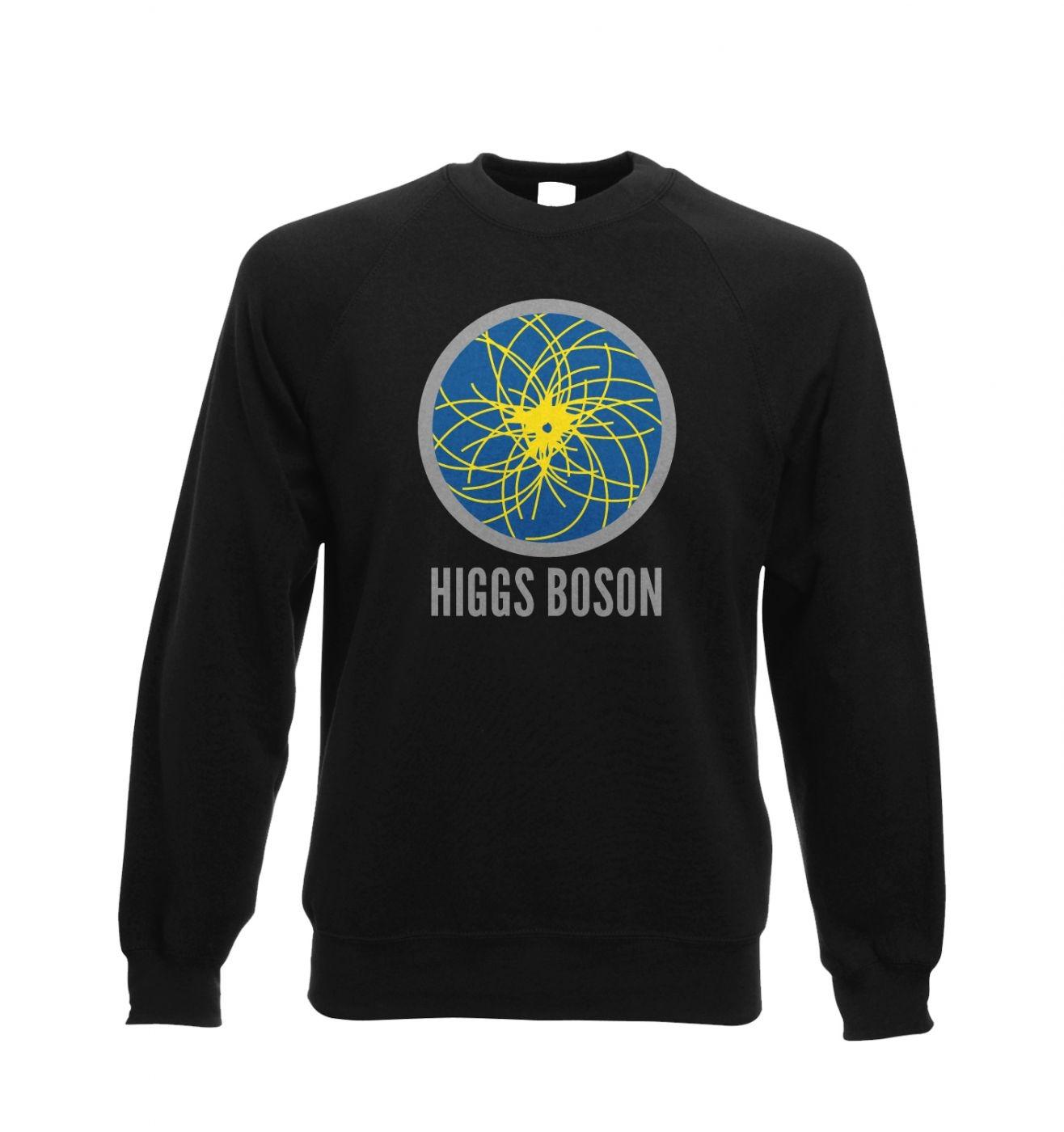 Higgs Boson Adult Crewneck Sweatshirt