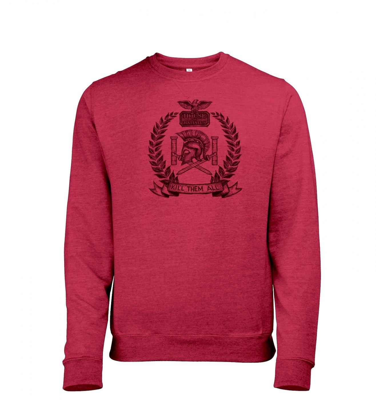 House of Batiatus heather sweatshirt
