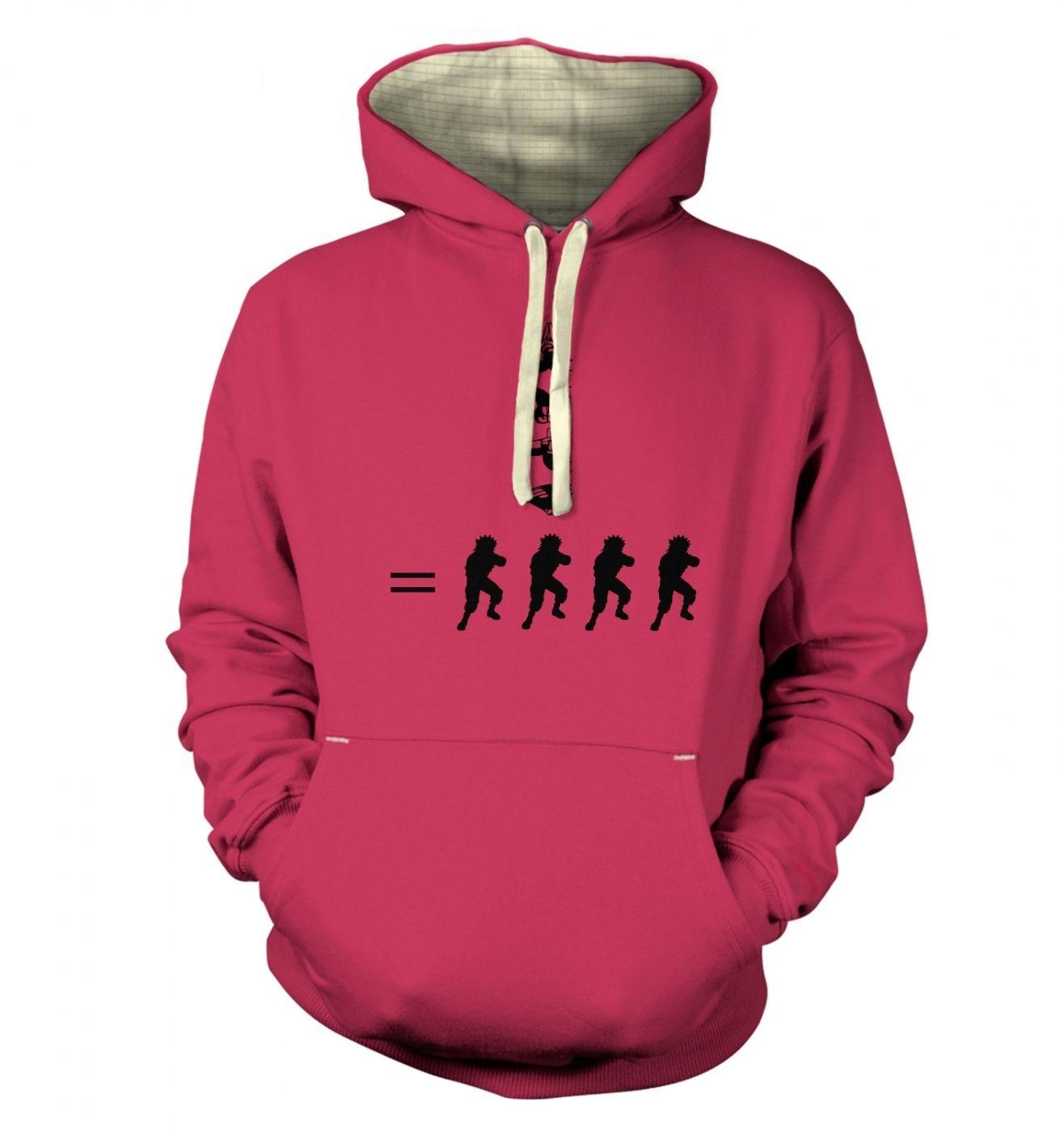 How To Kage Bushin No Jutsu! premium hoodie