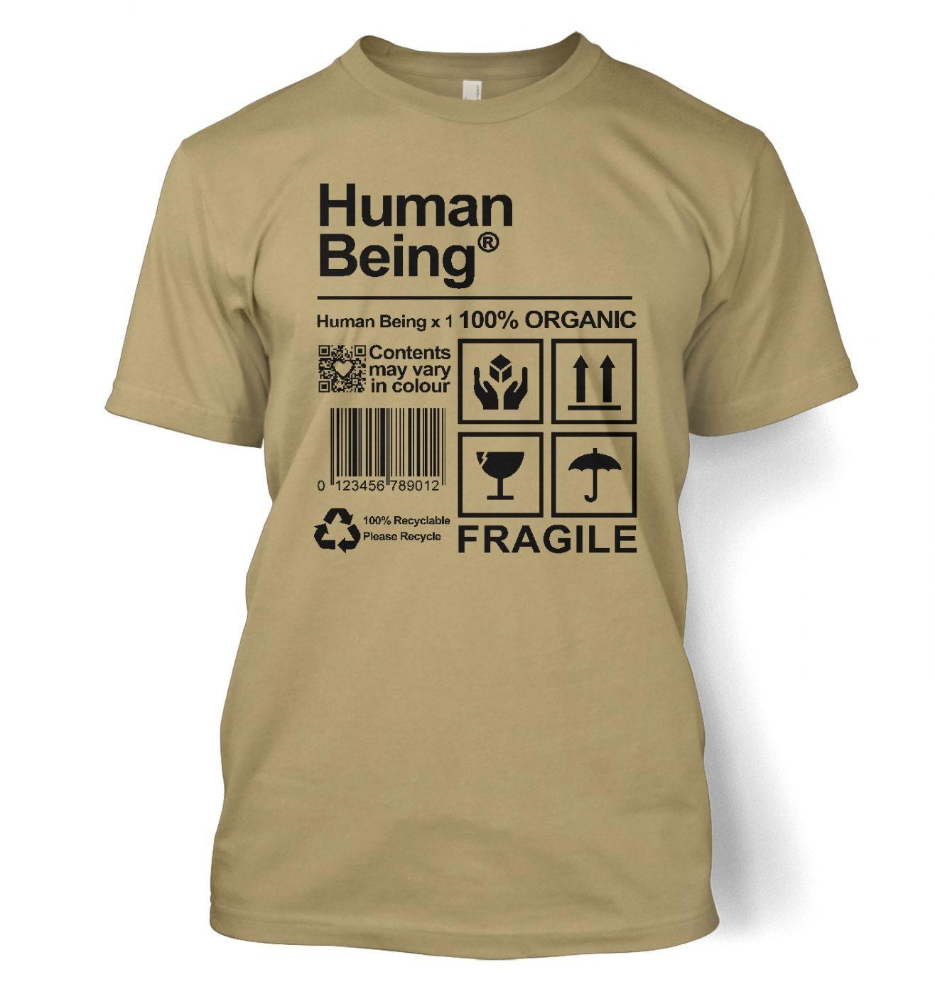 Human Being t-shirt