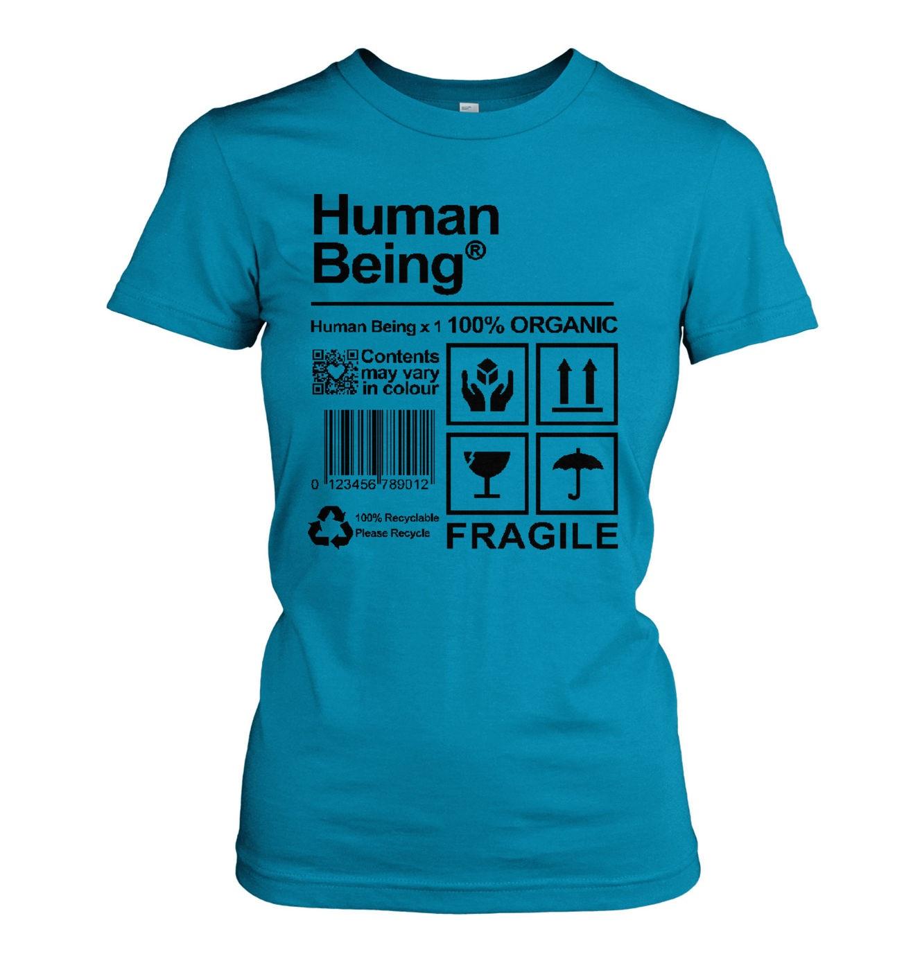 Human Being women's t-shirt