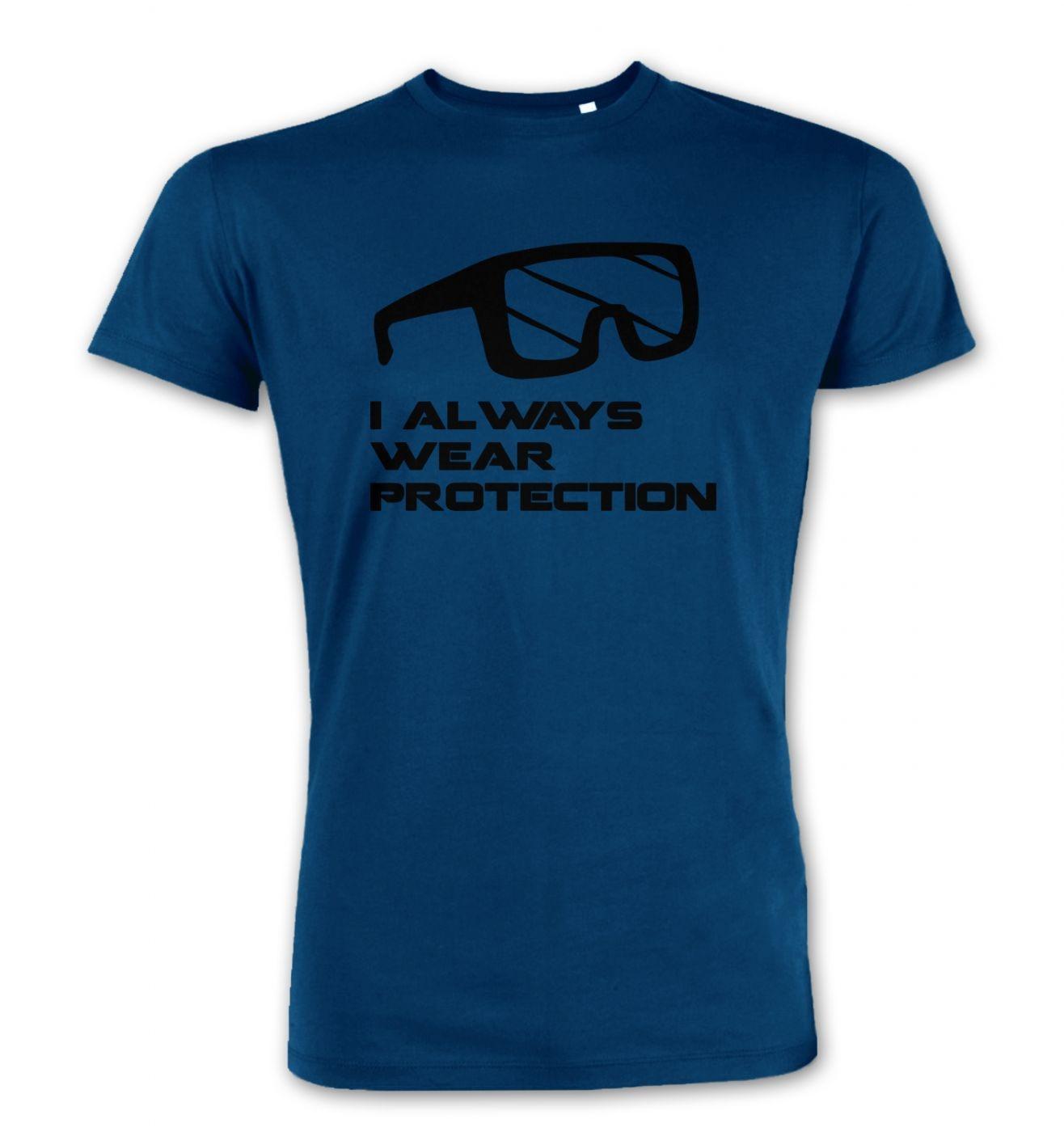 I Always Wear Protection Premium t-shirt