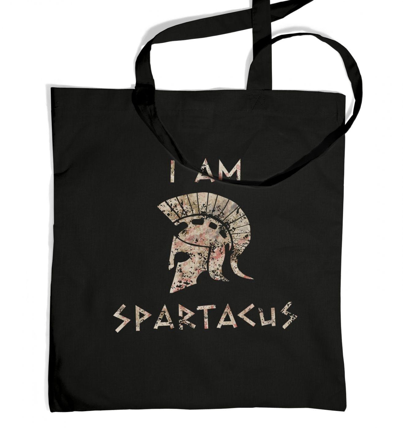 I Am Spartacus tote bag