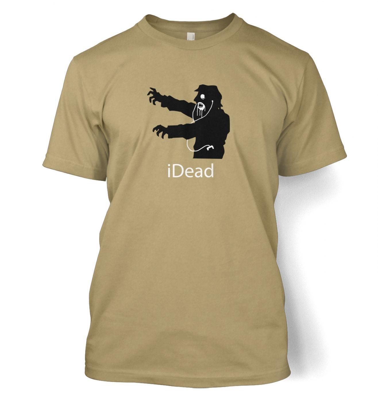 iDead men's t-shirt