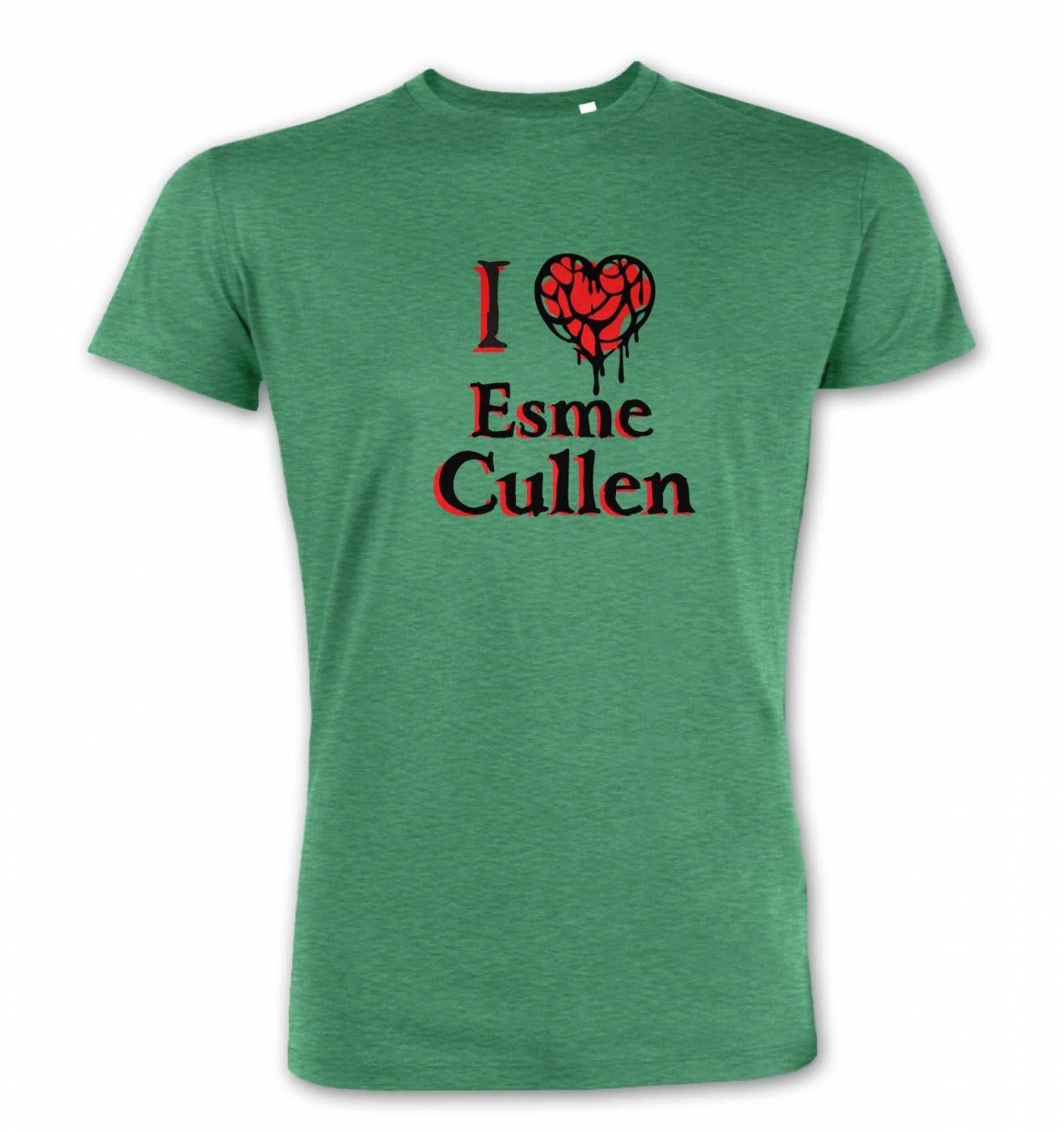 I Heart Esme Cullen men's Premium t-shirt
