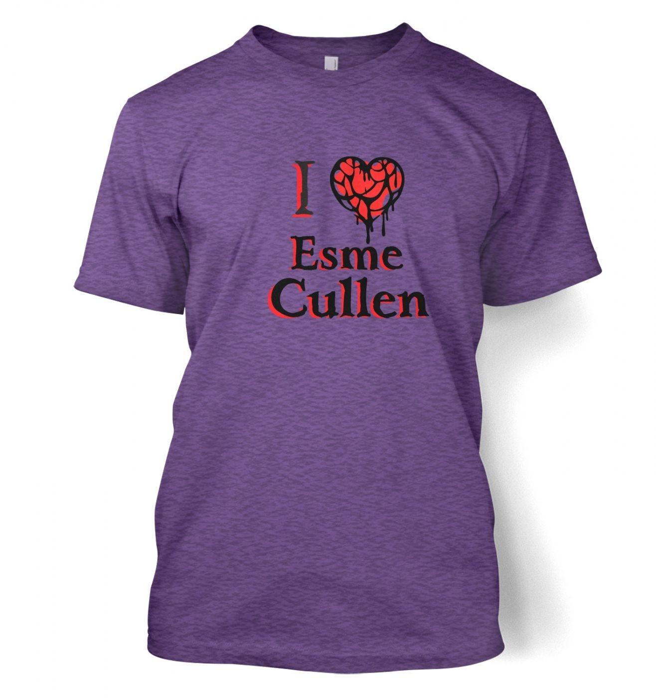 I Heart Esme Cullen men's t-shirt