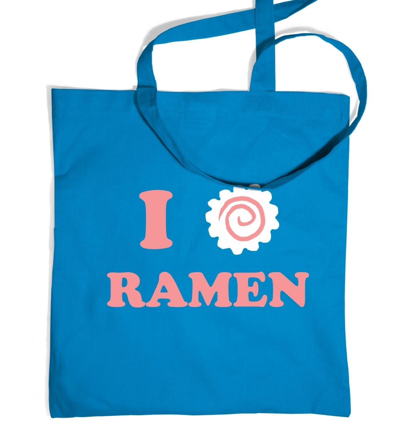 I Heart Ramen Tote Bag