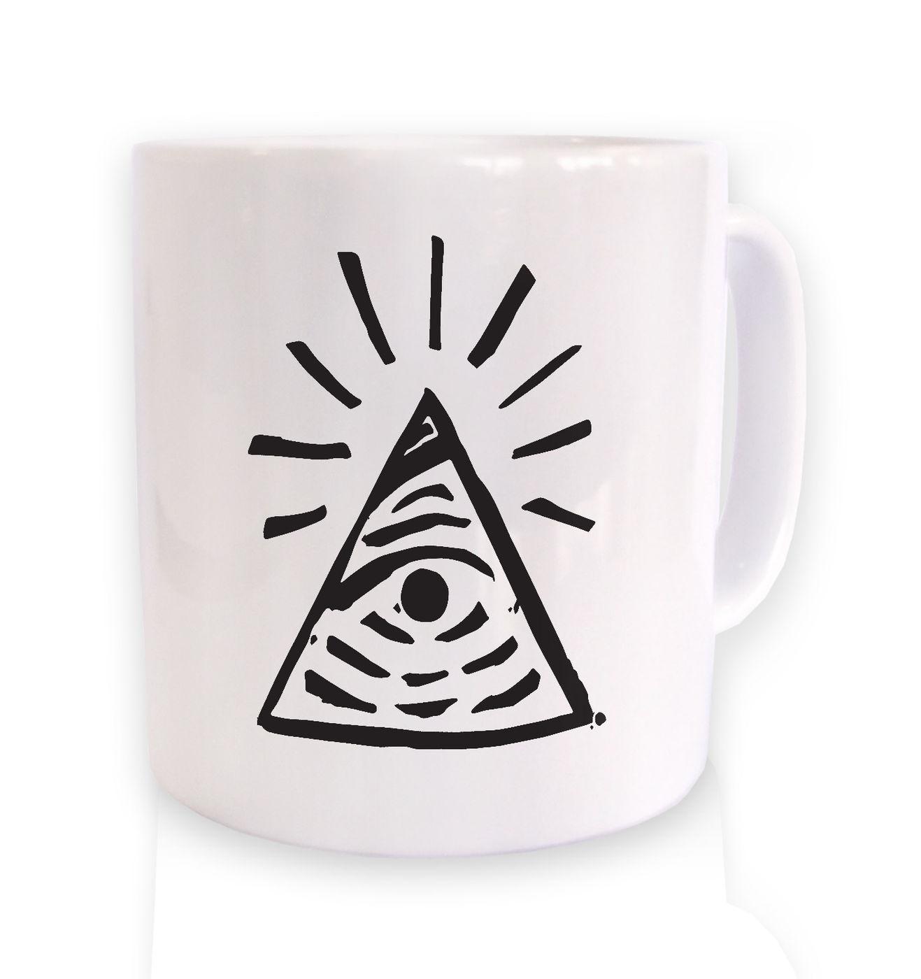 Illuminati Sign Life Is Strange mug by Something Geeky