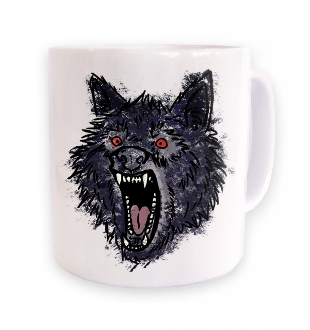 Insanity Wolf mug