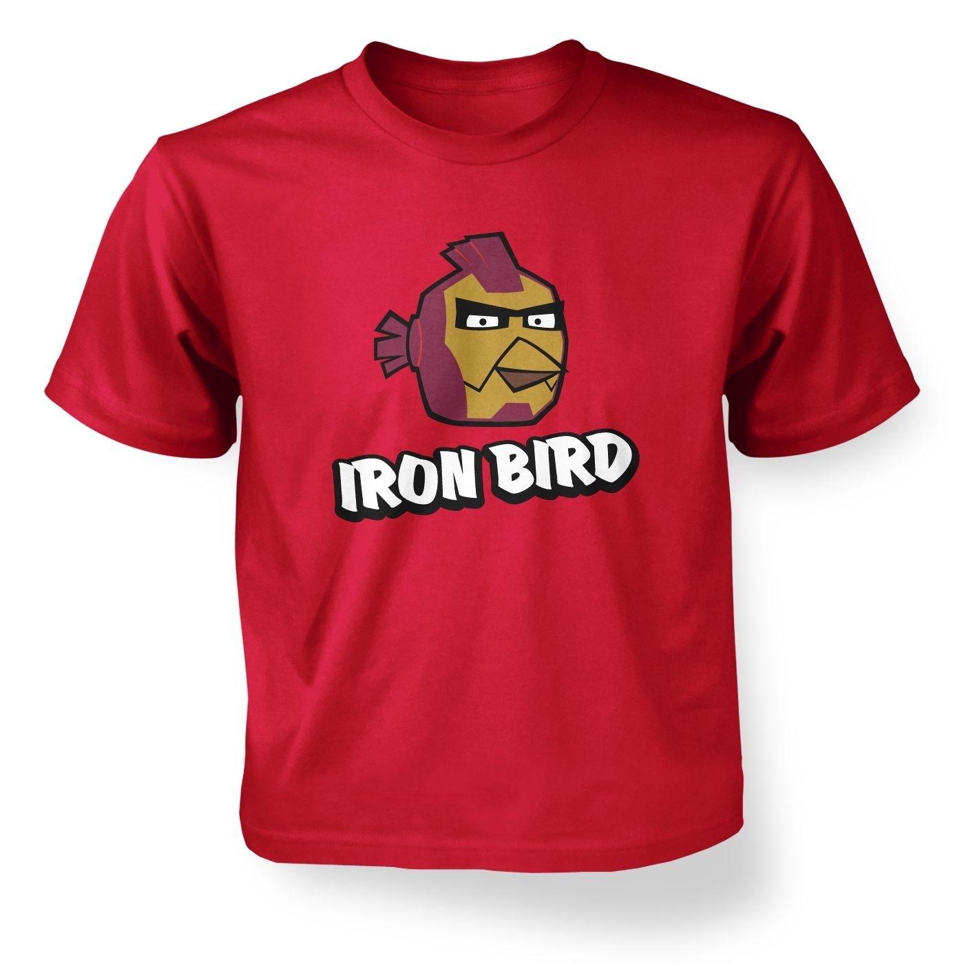 Iron Bird kids t-shirt