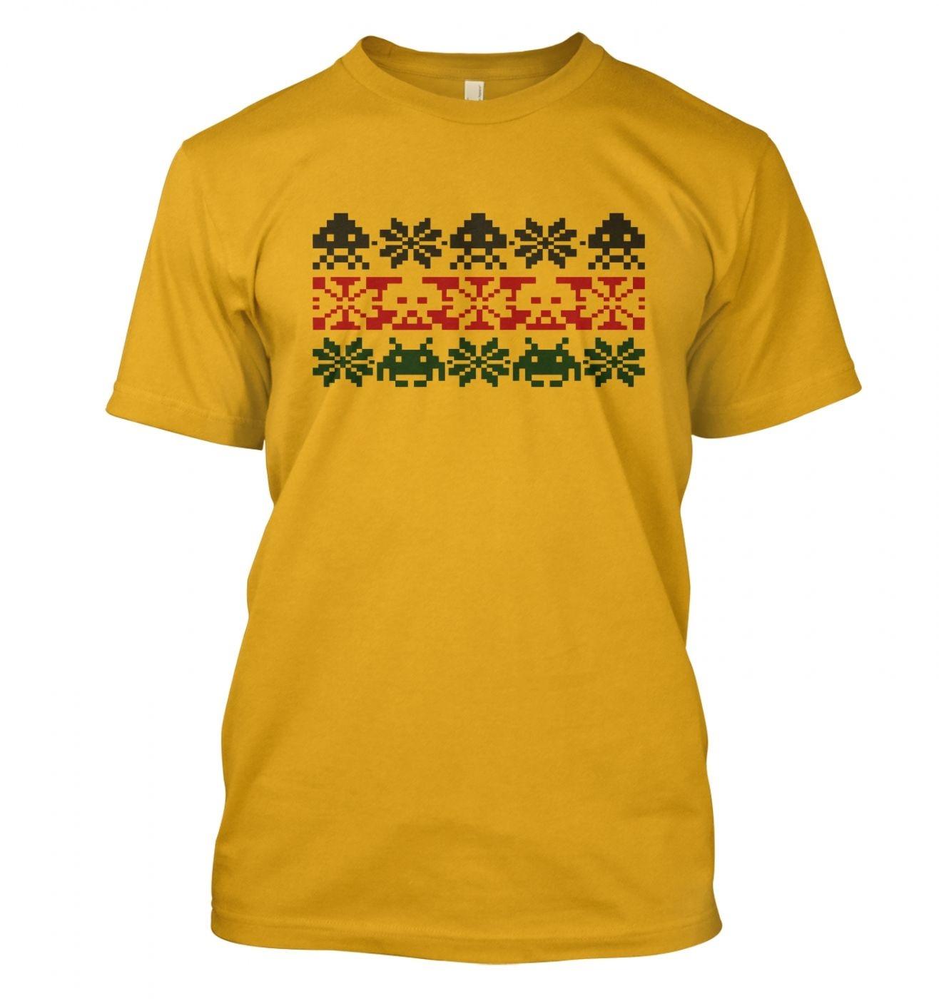 Isle Invaders men's t-shirt