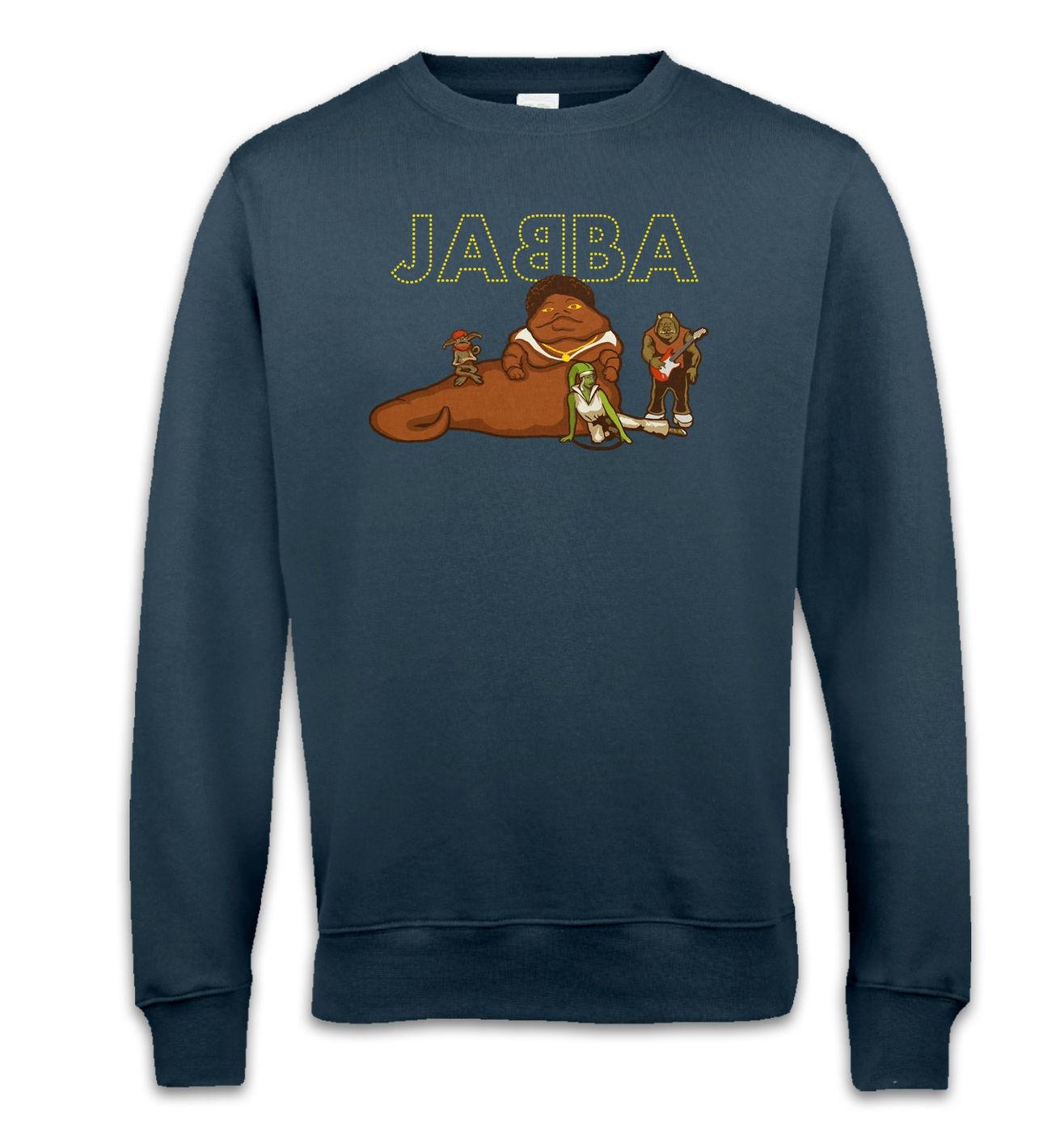 JABBA The Hutt And Friends sweatshirt