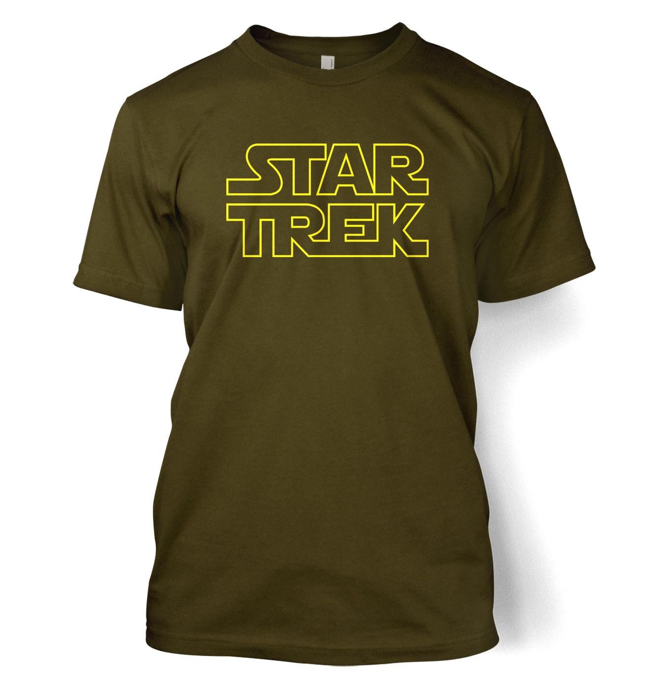 Jedi Trek t-shirt -  Star Wars & Star Trek inspired