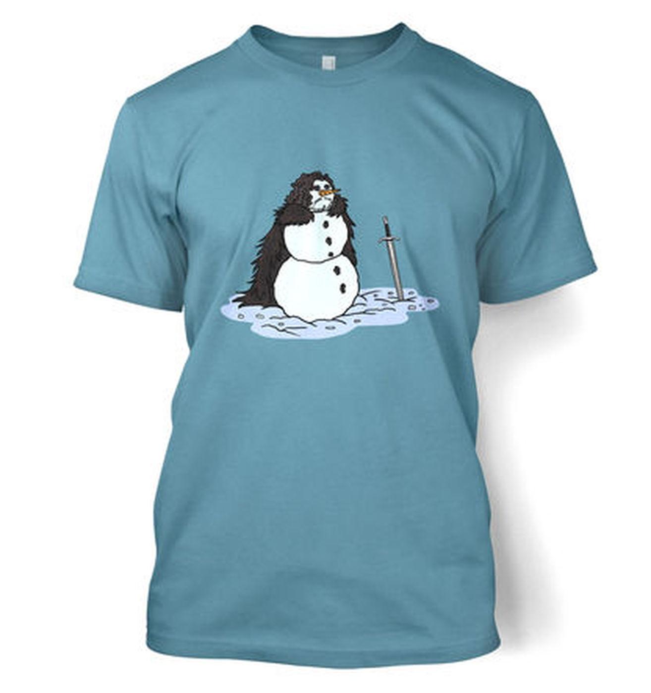 Jon Snowman T-shirt