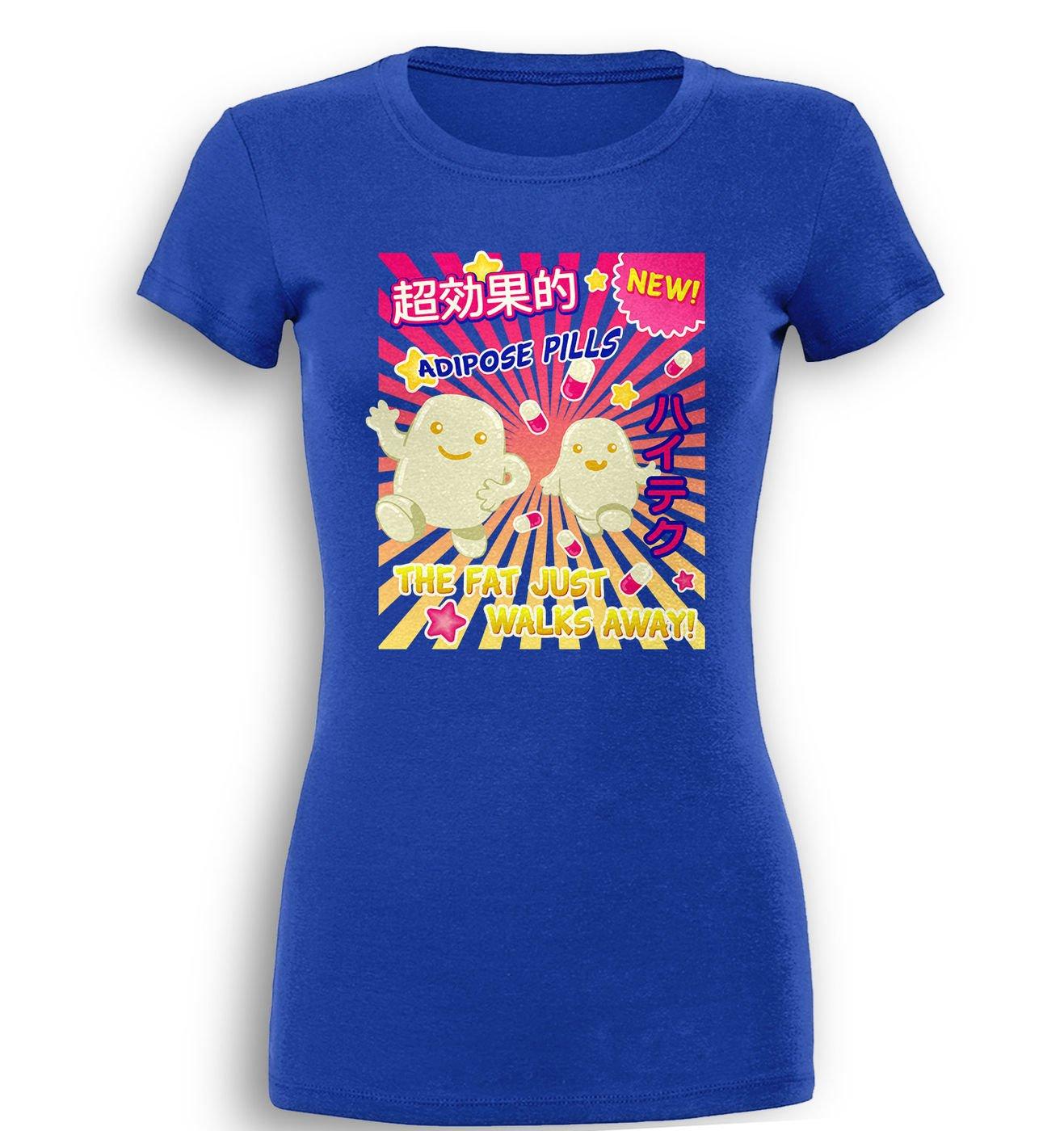 Kawaii Adipose premium women's t-shirt by Something Geeky