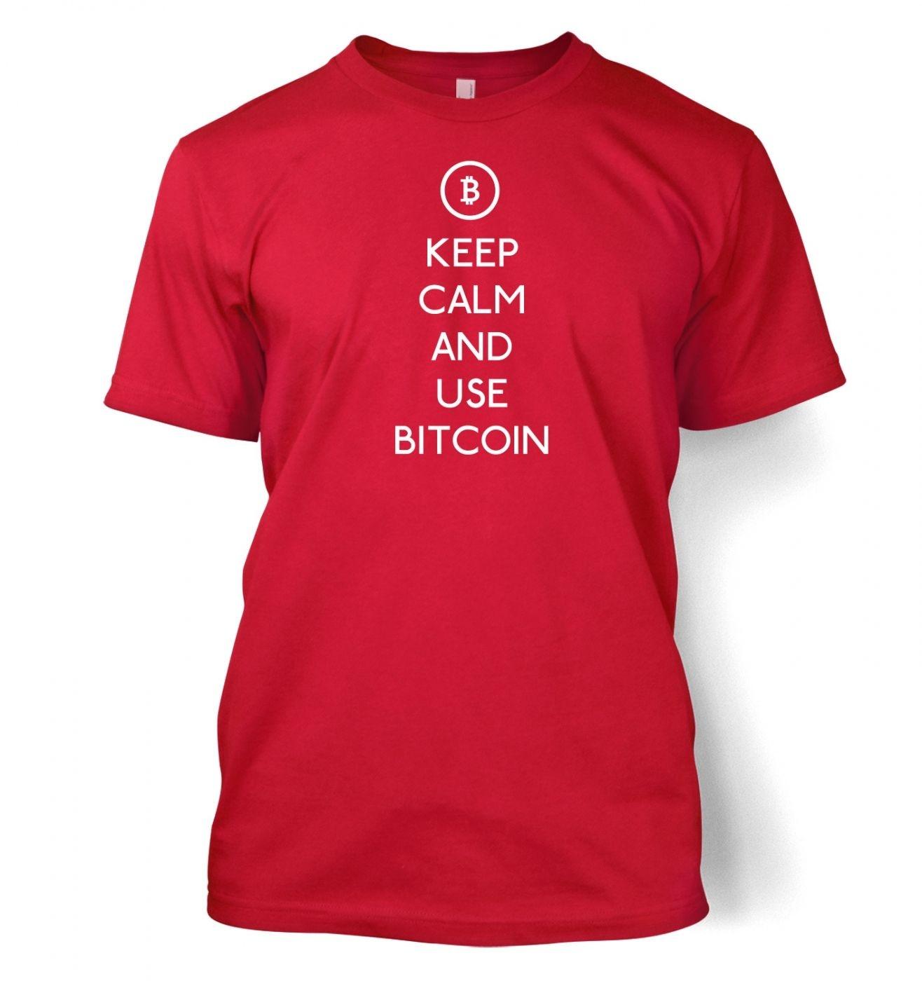 Keep Calm and use bitcoin