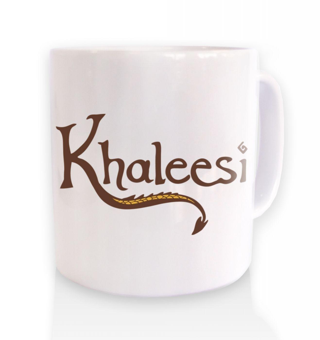 Khaleesi (brown) Mug - Inspired by Game of Thrones