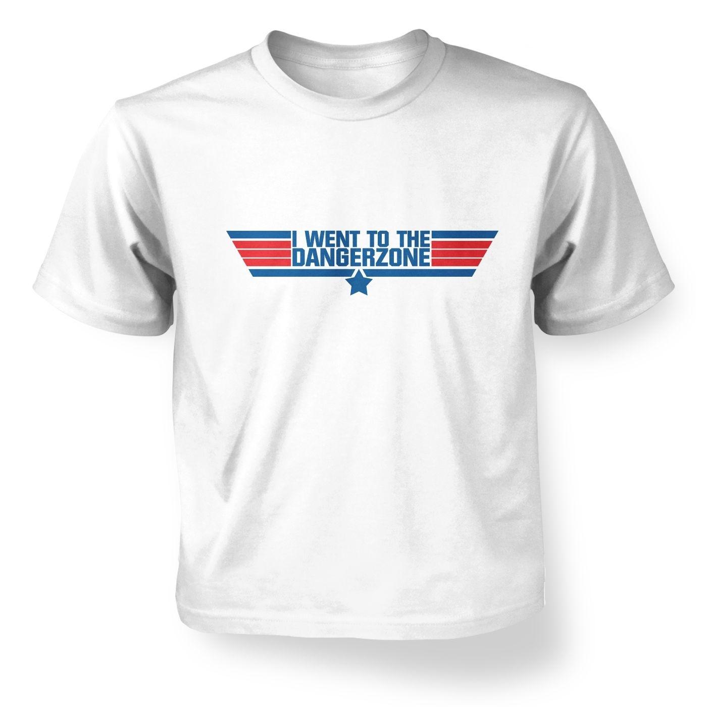 Dangerzone kids' t-shirt