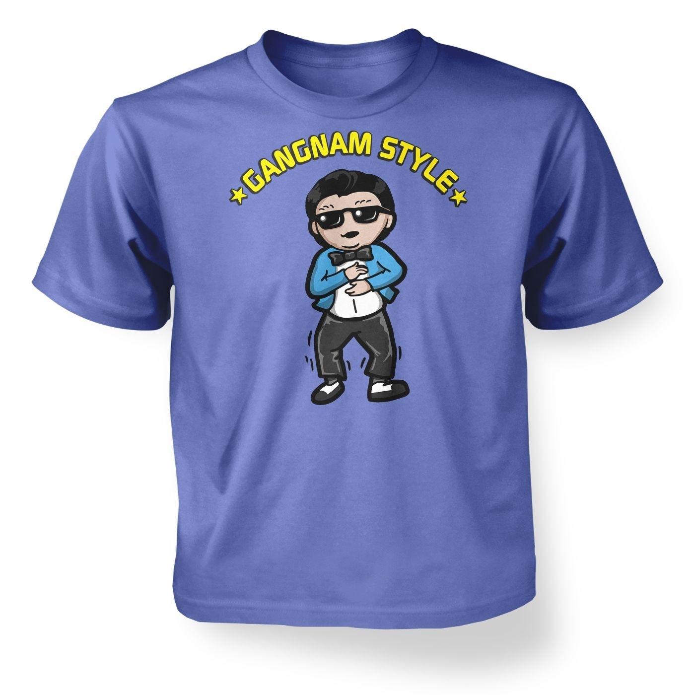 Gangnam Style kid's t-shirt