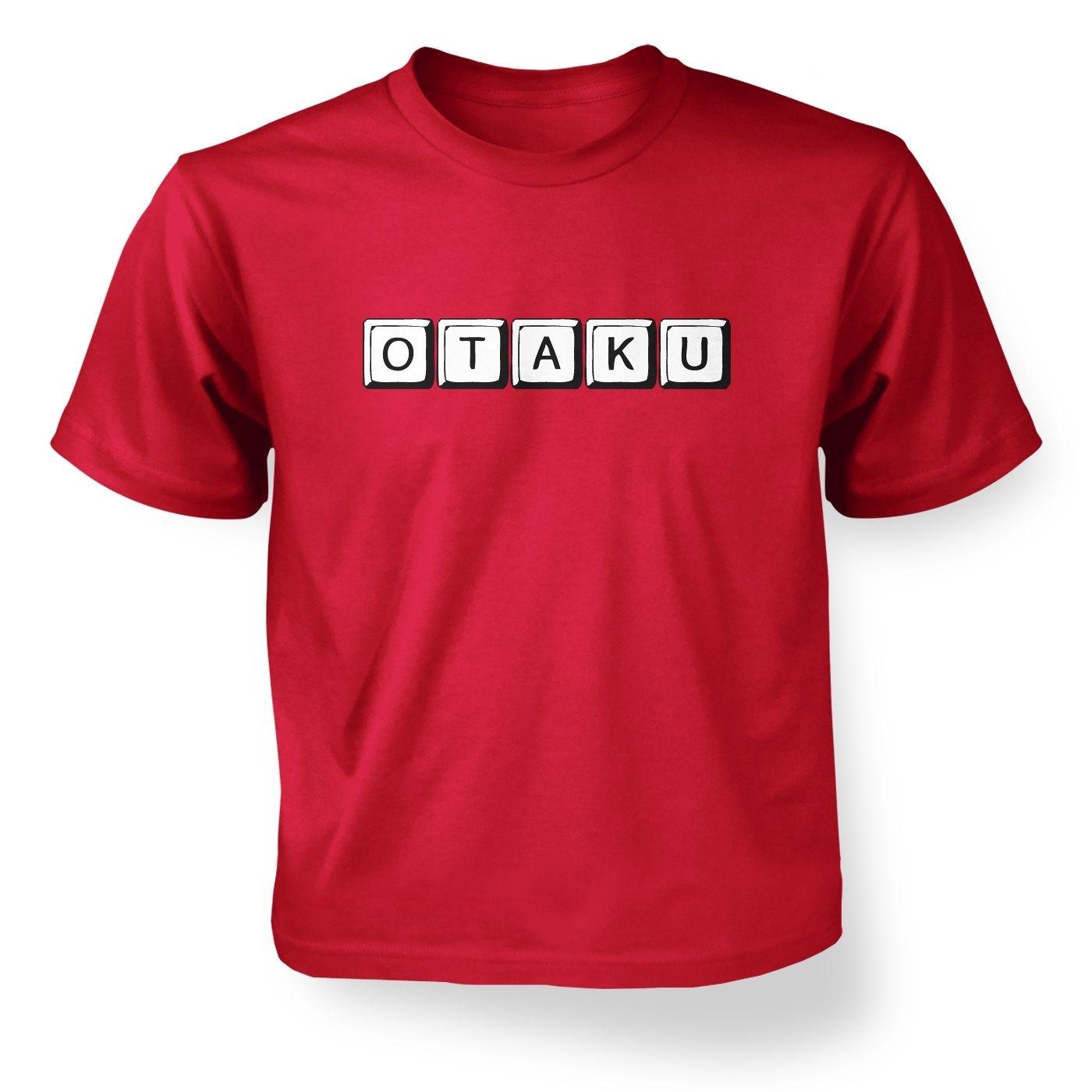 Japanese 'Otaku' kids' t-shirt