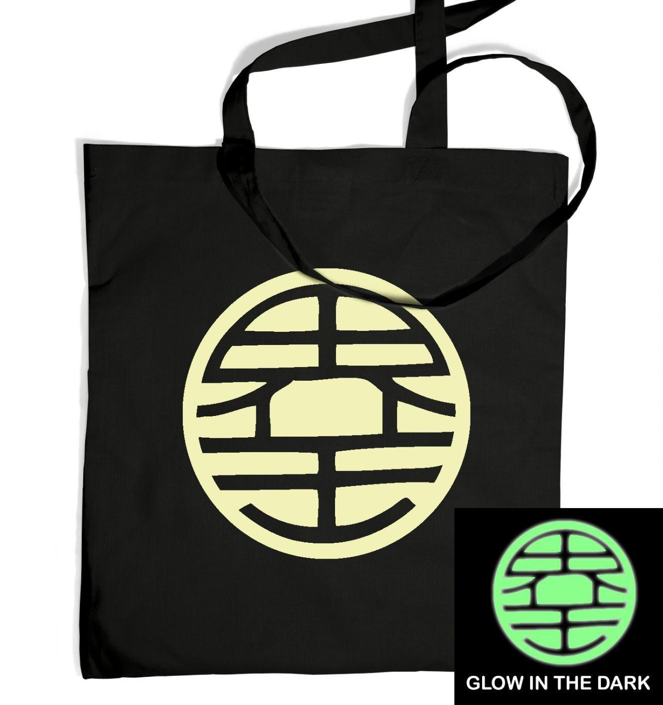 King Kai tote bag (Glow)