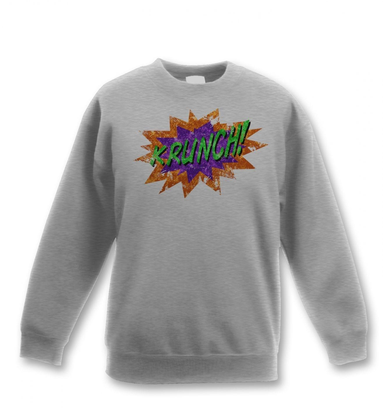 Krunch kids' sweatshirt
