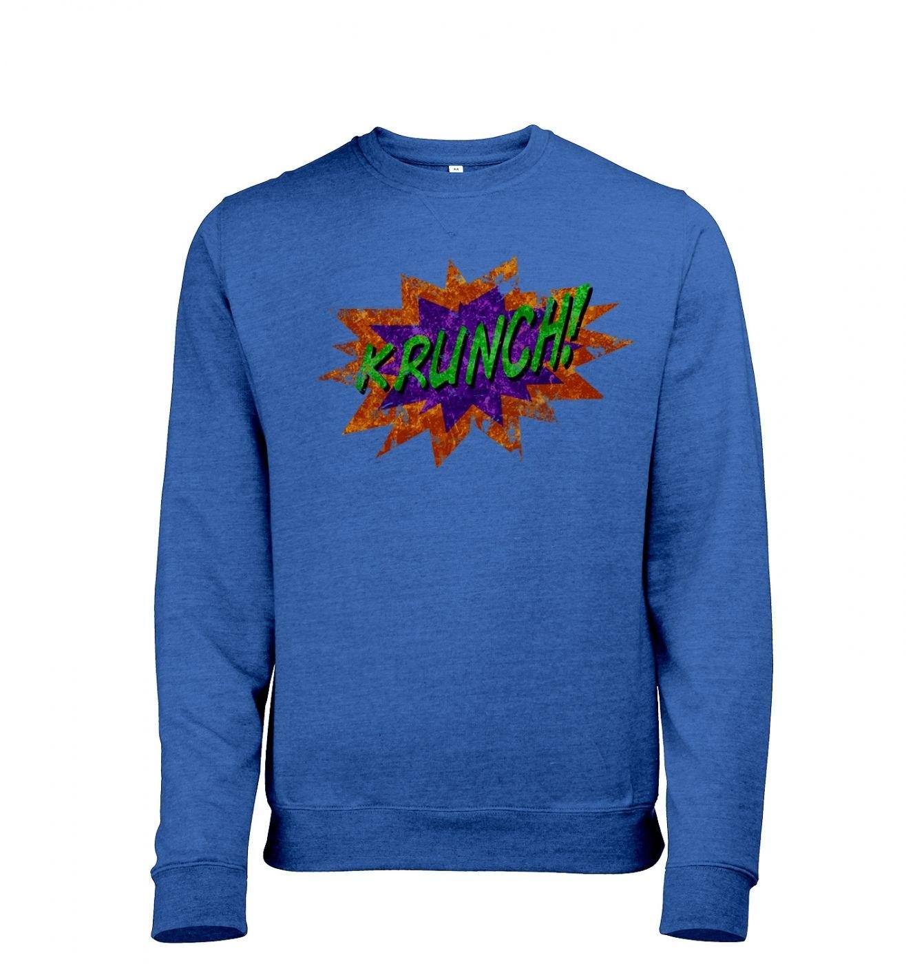 Krunch men's heather sweatshirt