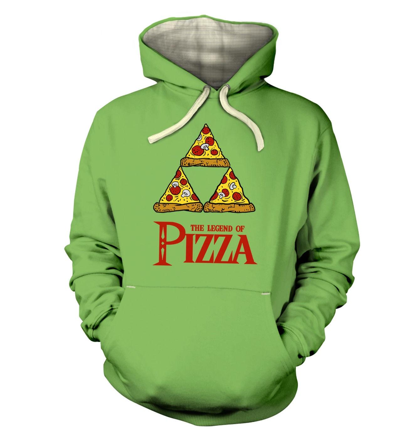 Legend Of Pizza hoodie (premium)