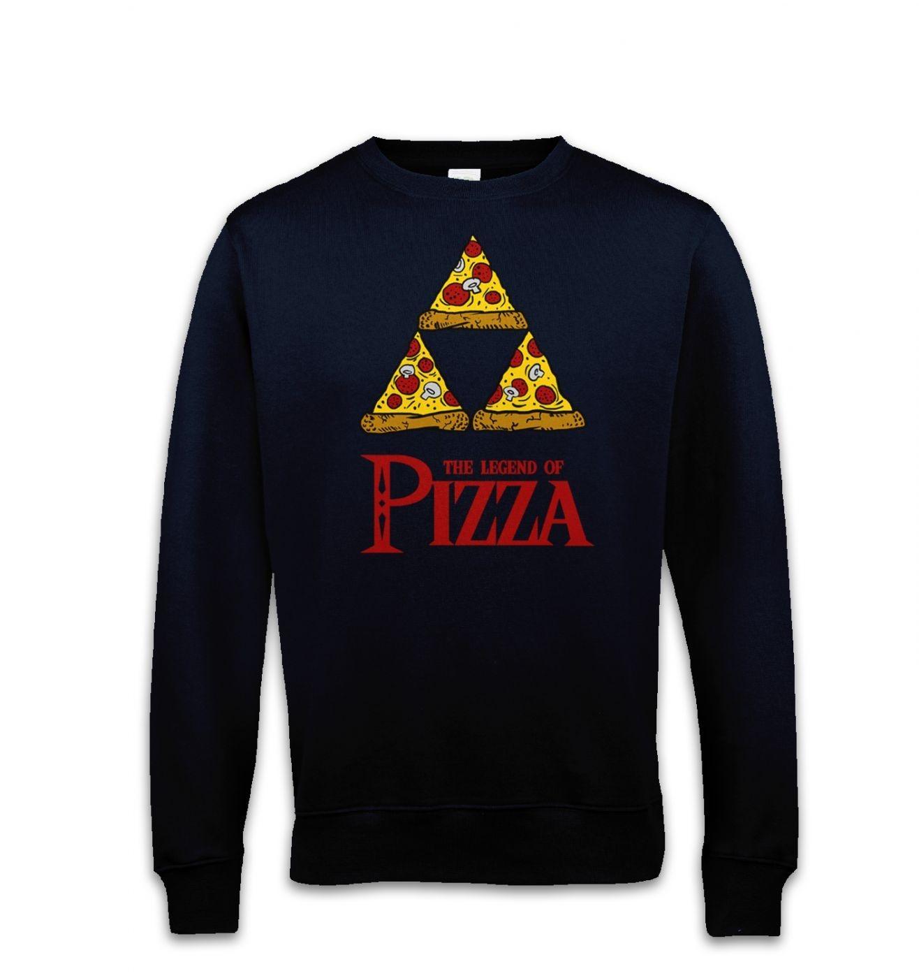 Legend Of Pizza sweatshirt