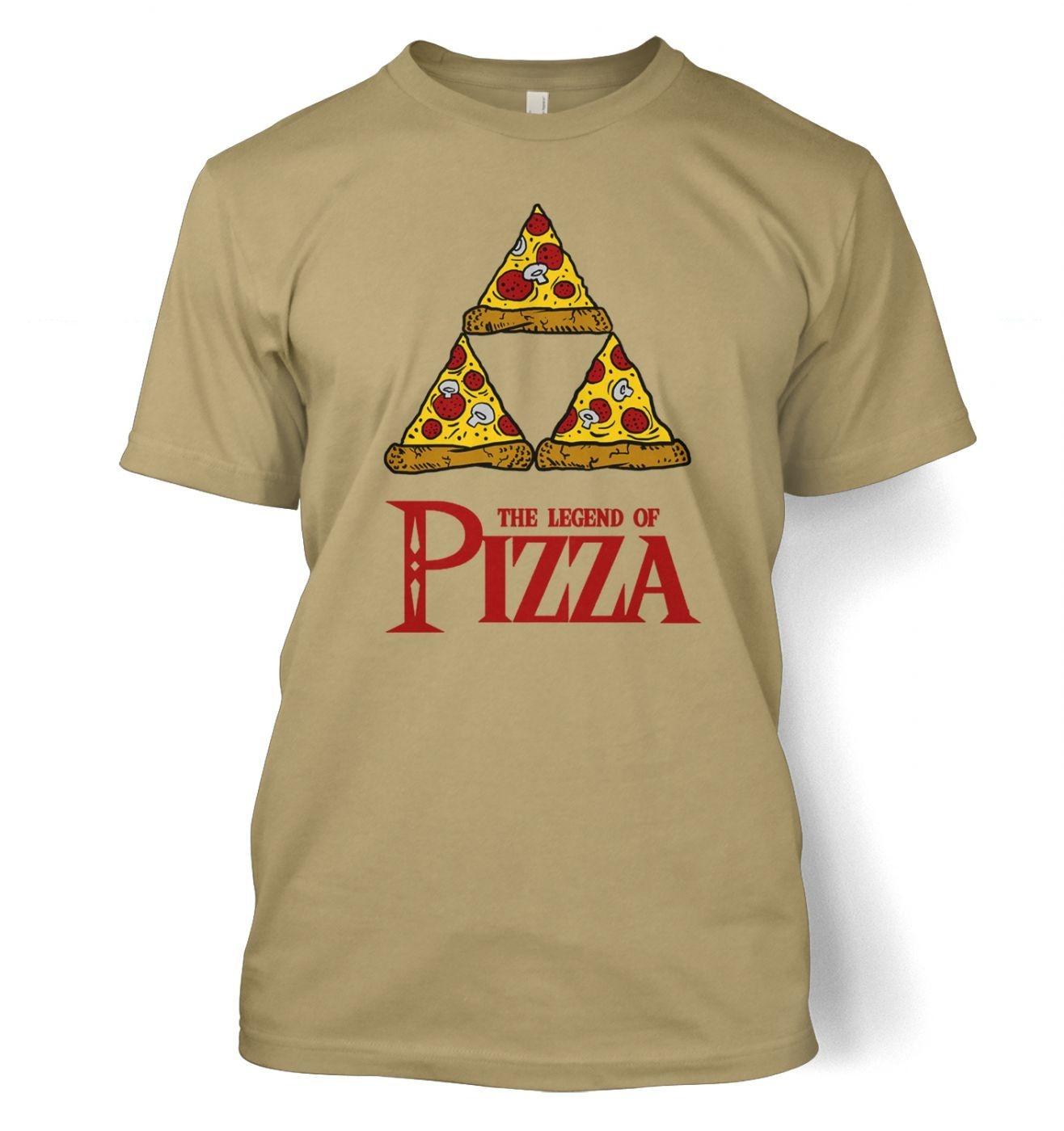 Legend Of Pizza t-shirt
