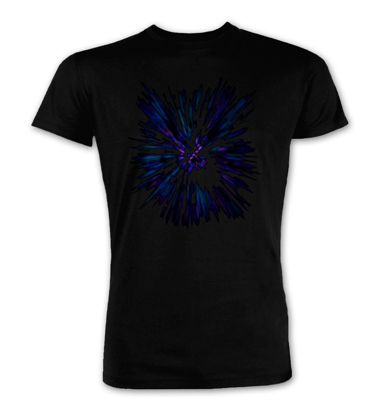 Lightspeed Woosh (Purple) premium t-shirt by Something Geeky