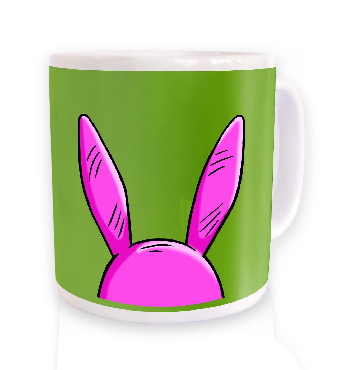 Louise Bunny Ears mug by Something Geeky